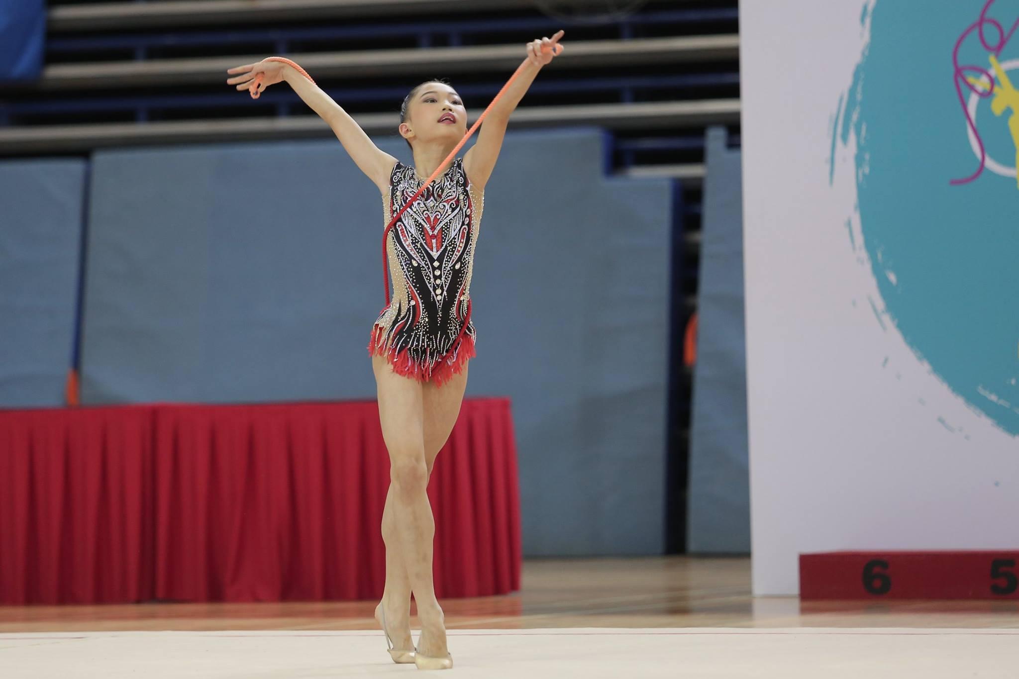 Singapore Gymnastics Open Championships 2017 56
