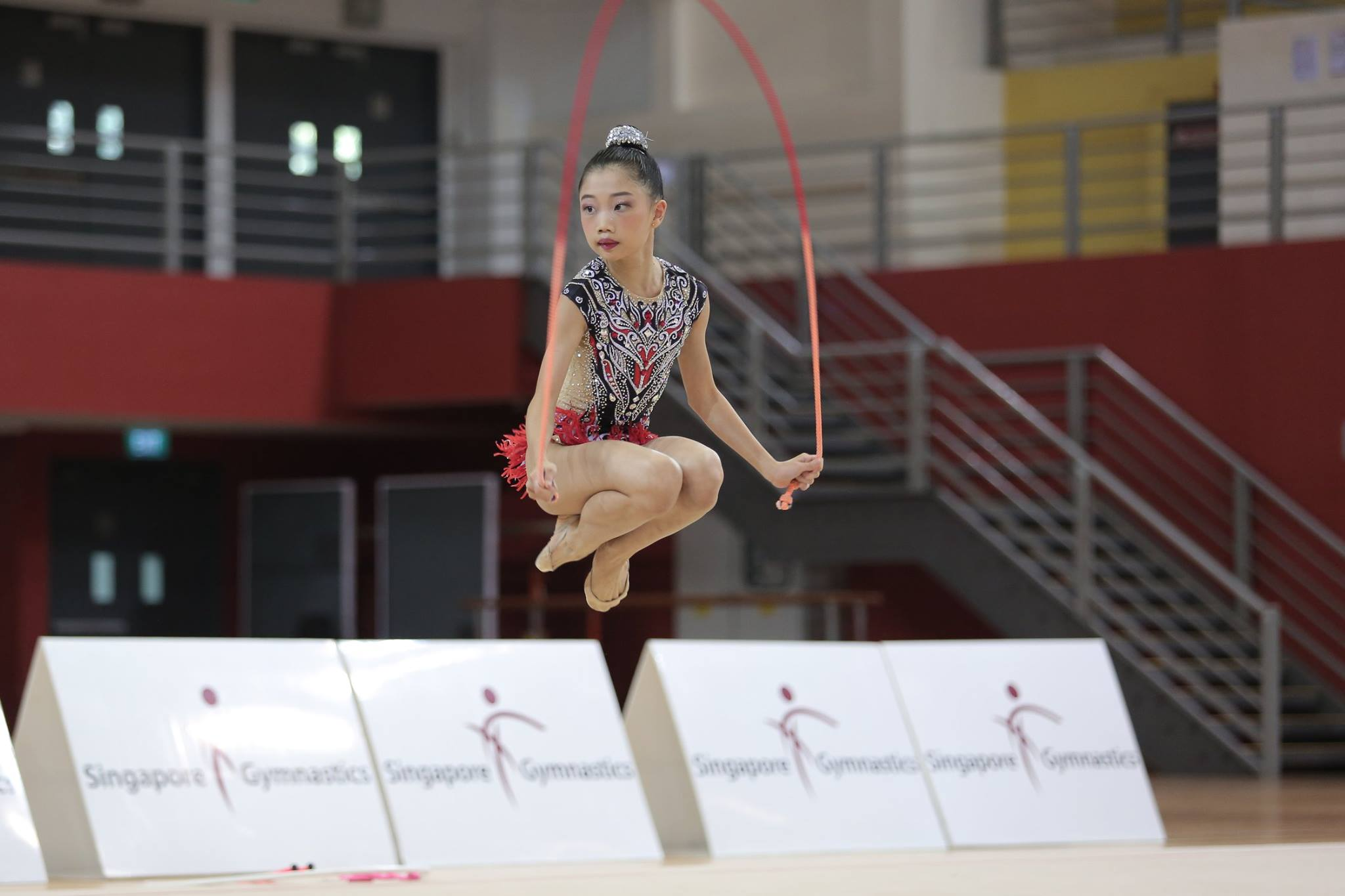 Singapore Gymnastics Open Championships 2017 57