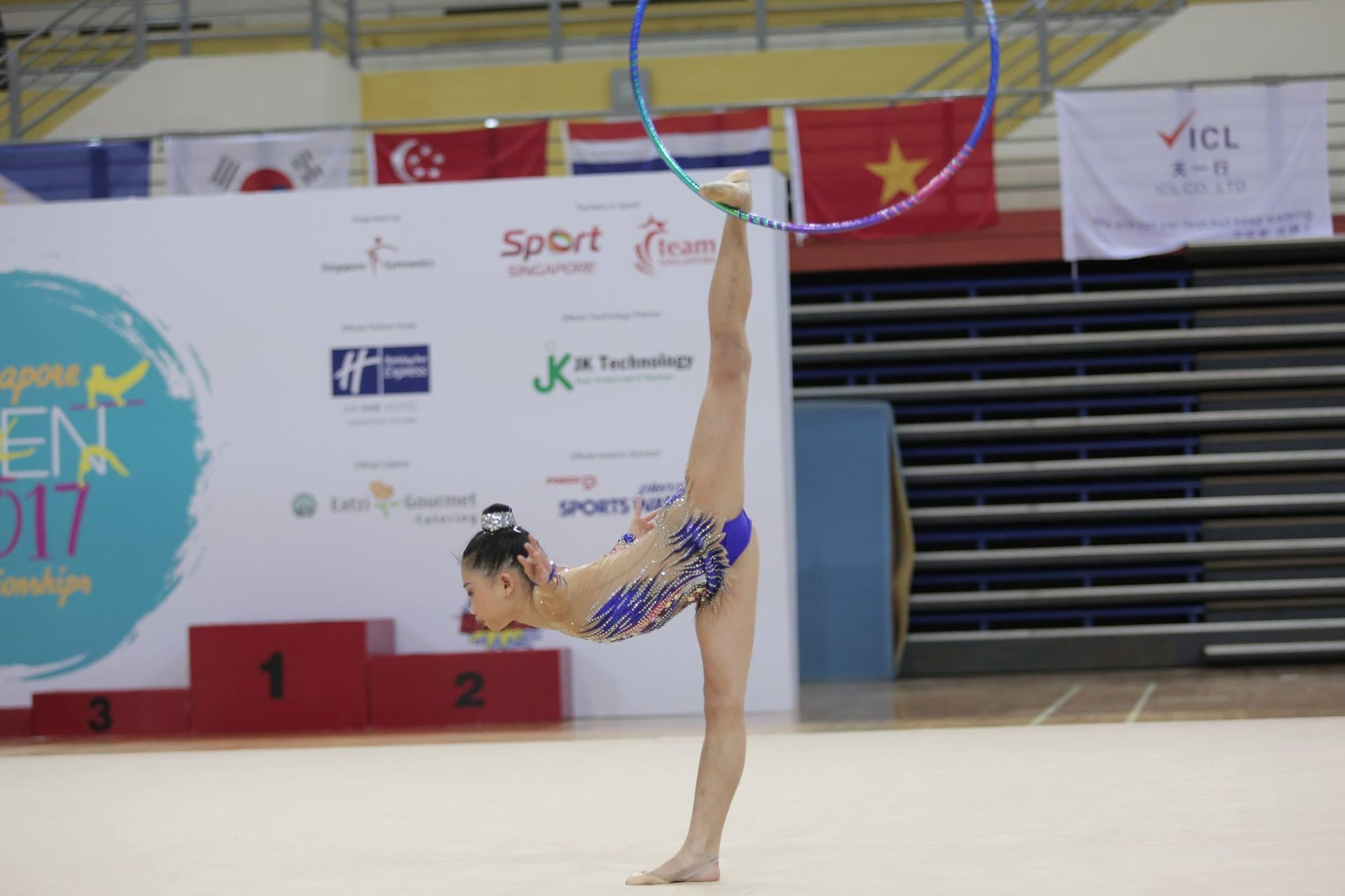 Singapore Gymnastics Open Championships 2017 58