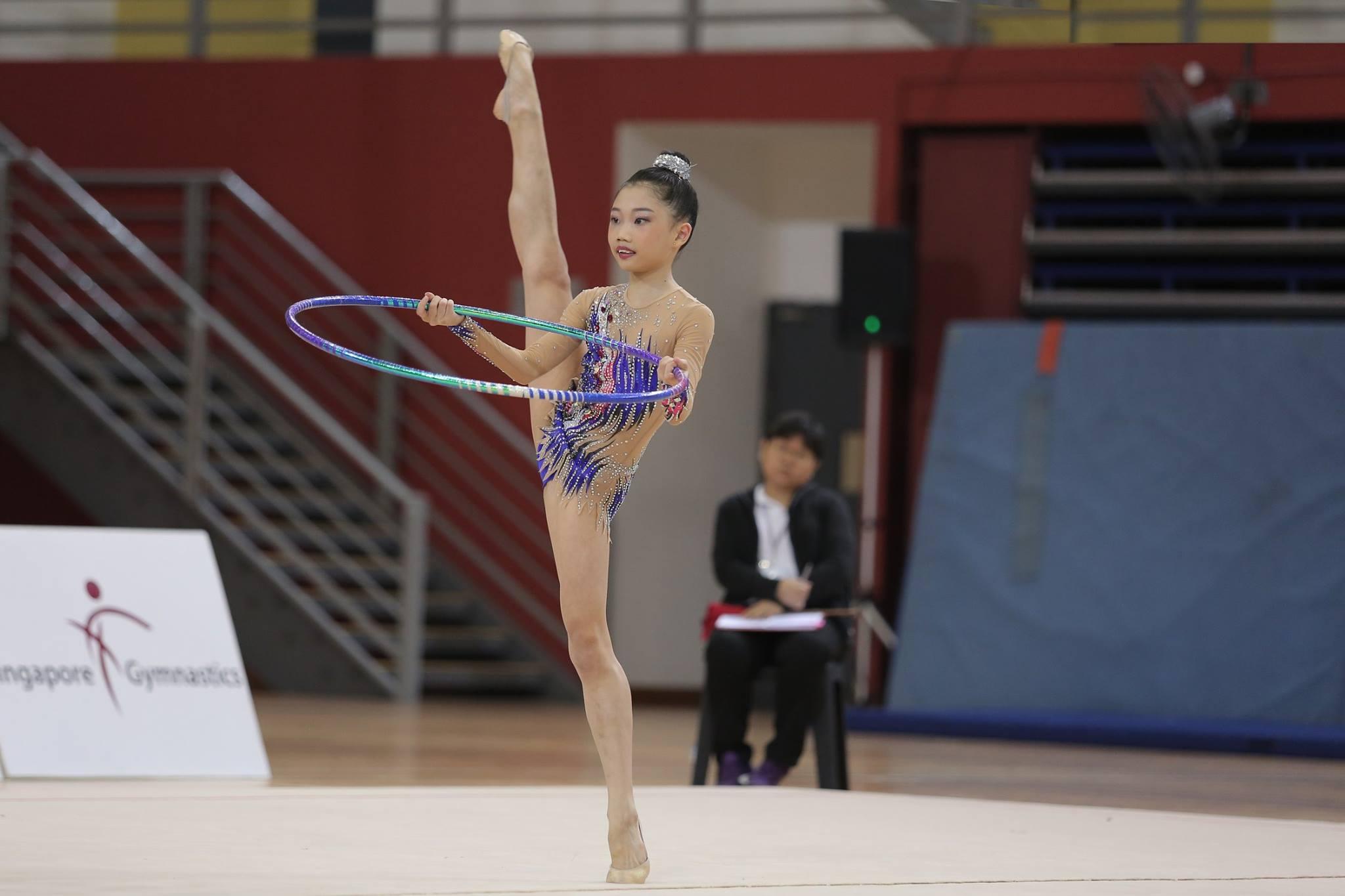 Singapore Gymnastics Open Championships 2017 59