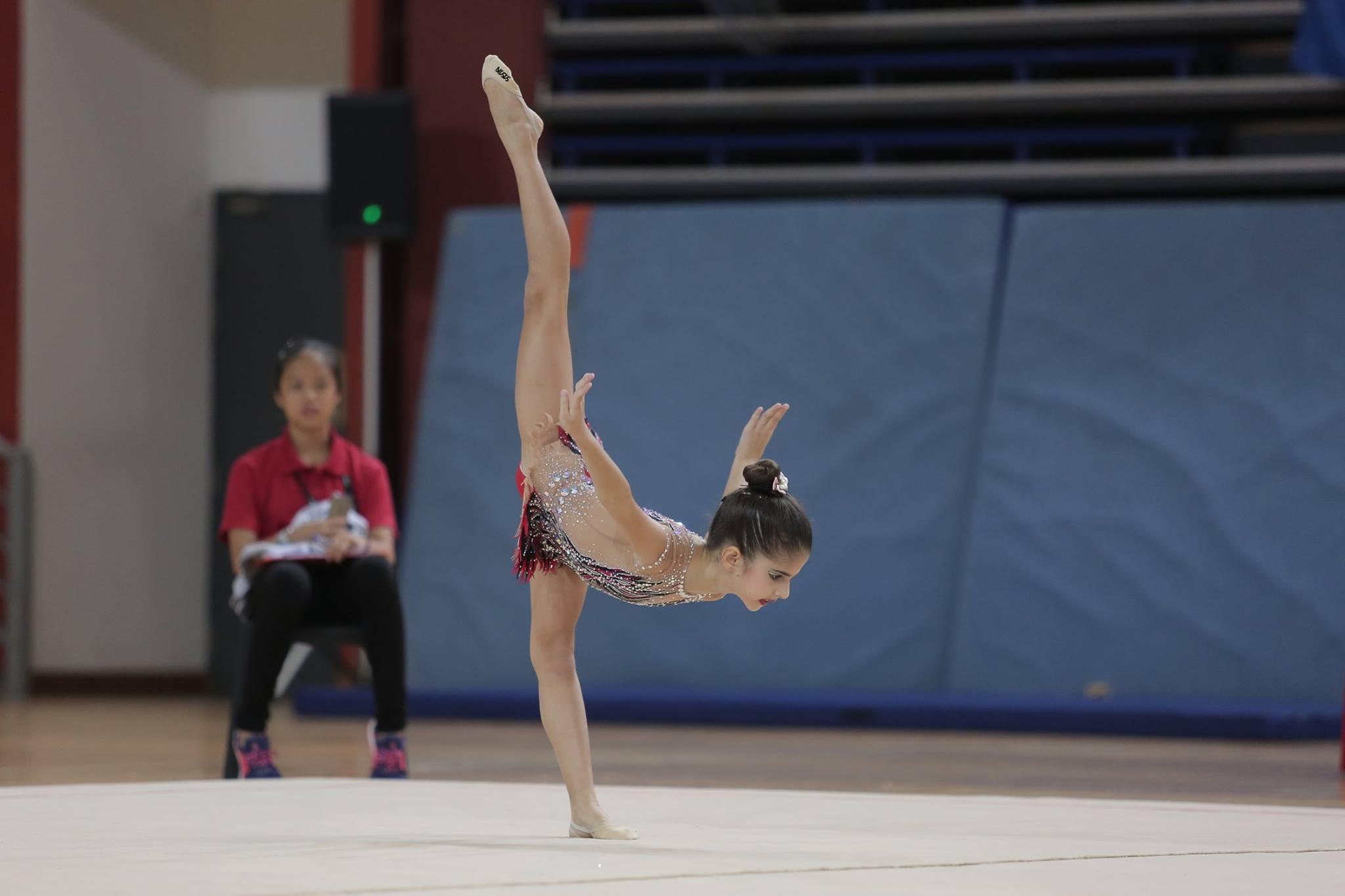 Singapore Gymnastics Open Championships 2017 6