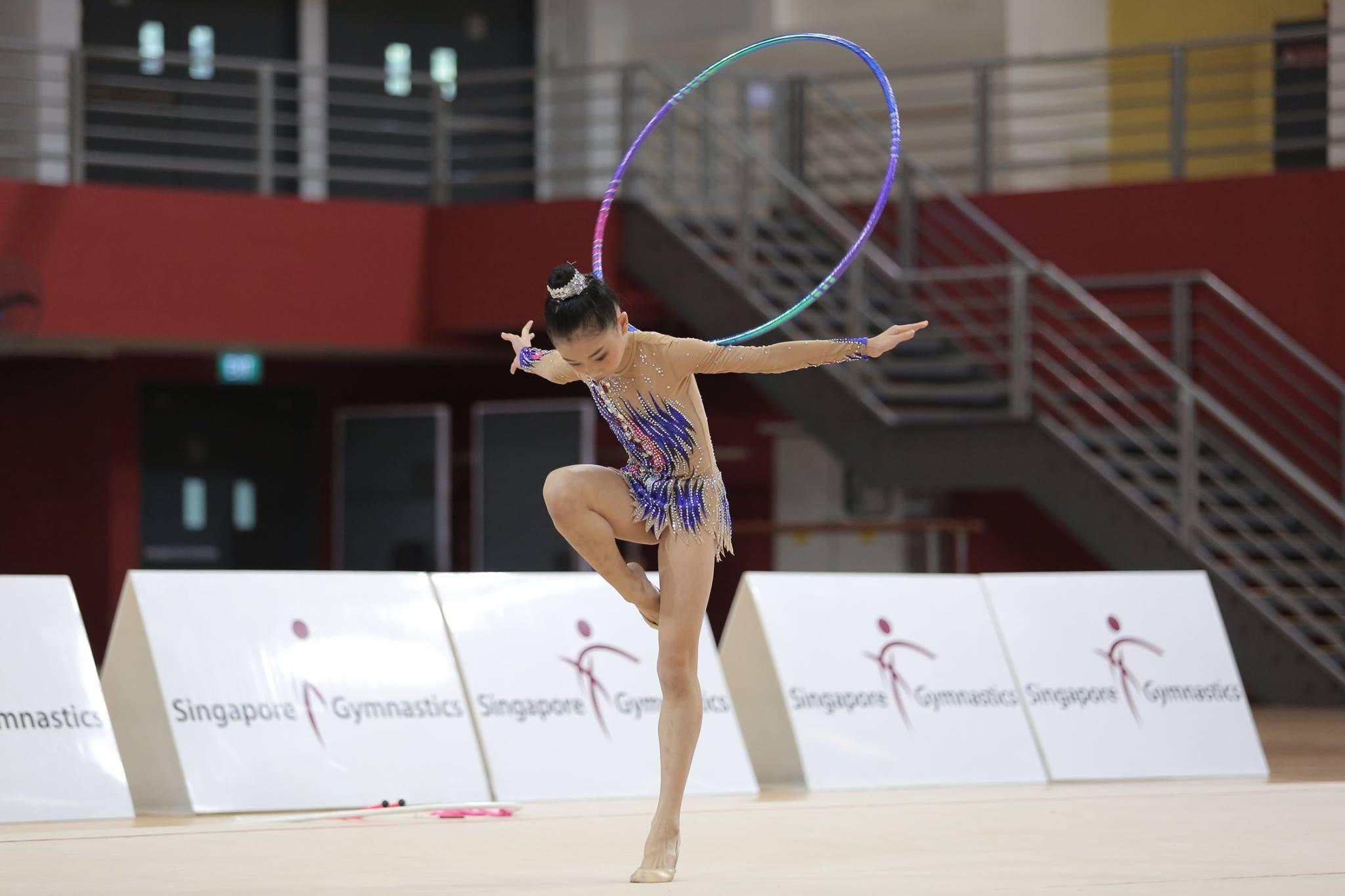 Singapore Gymnastics Open Championships 2017 60