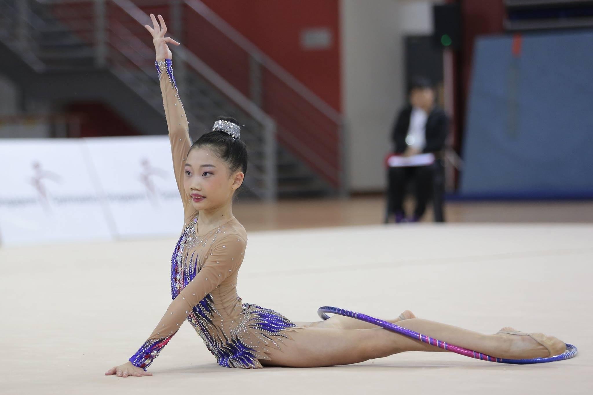 Singapore Gymnastics Open Championships 2017 63