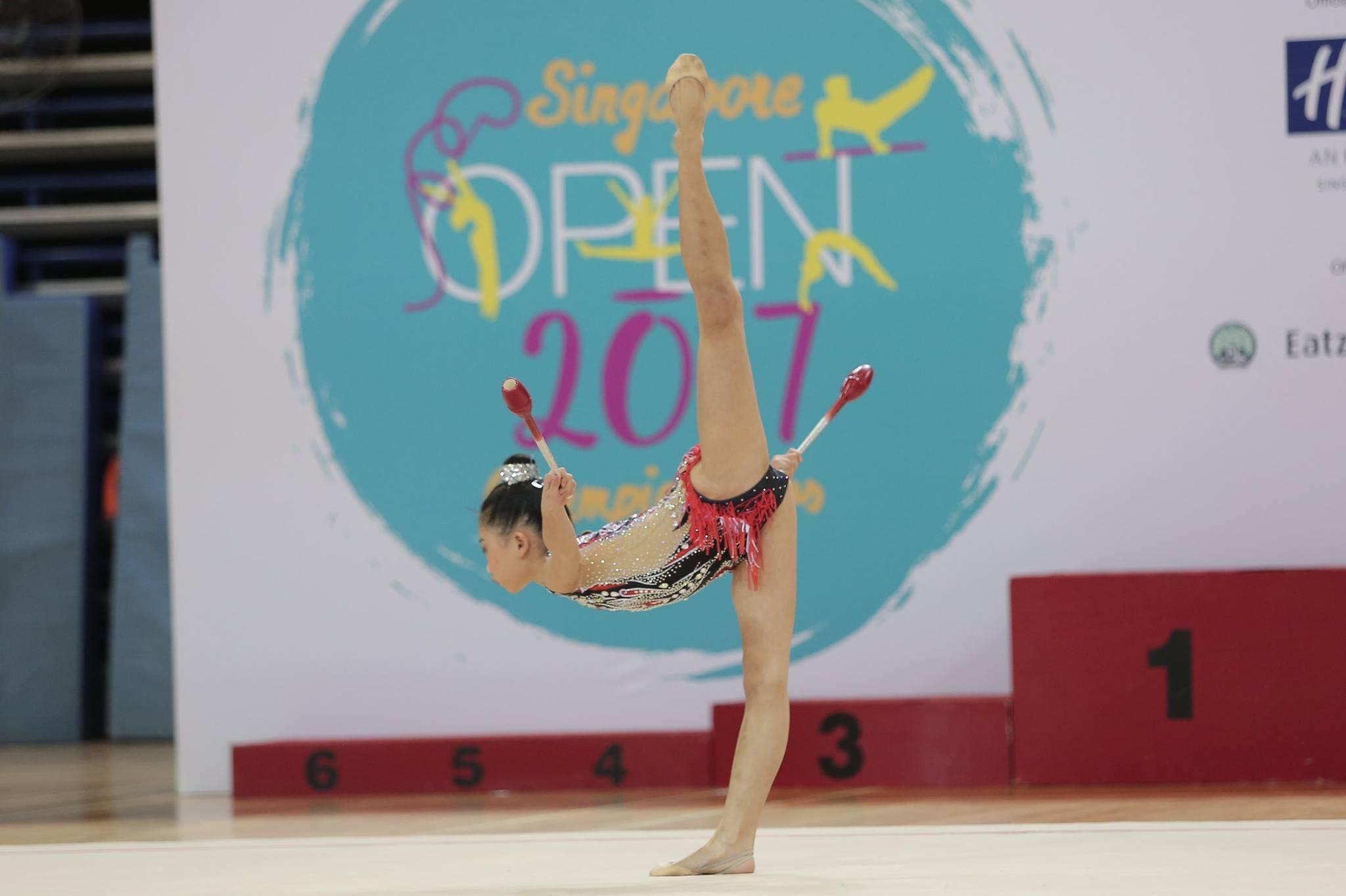 Singapore Gymnastics Open Championships 2017 64