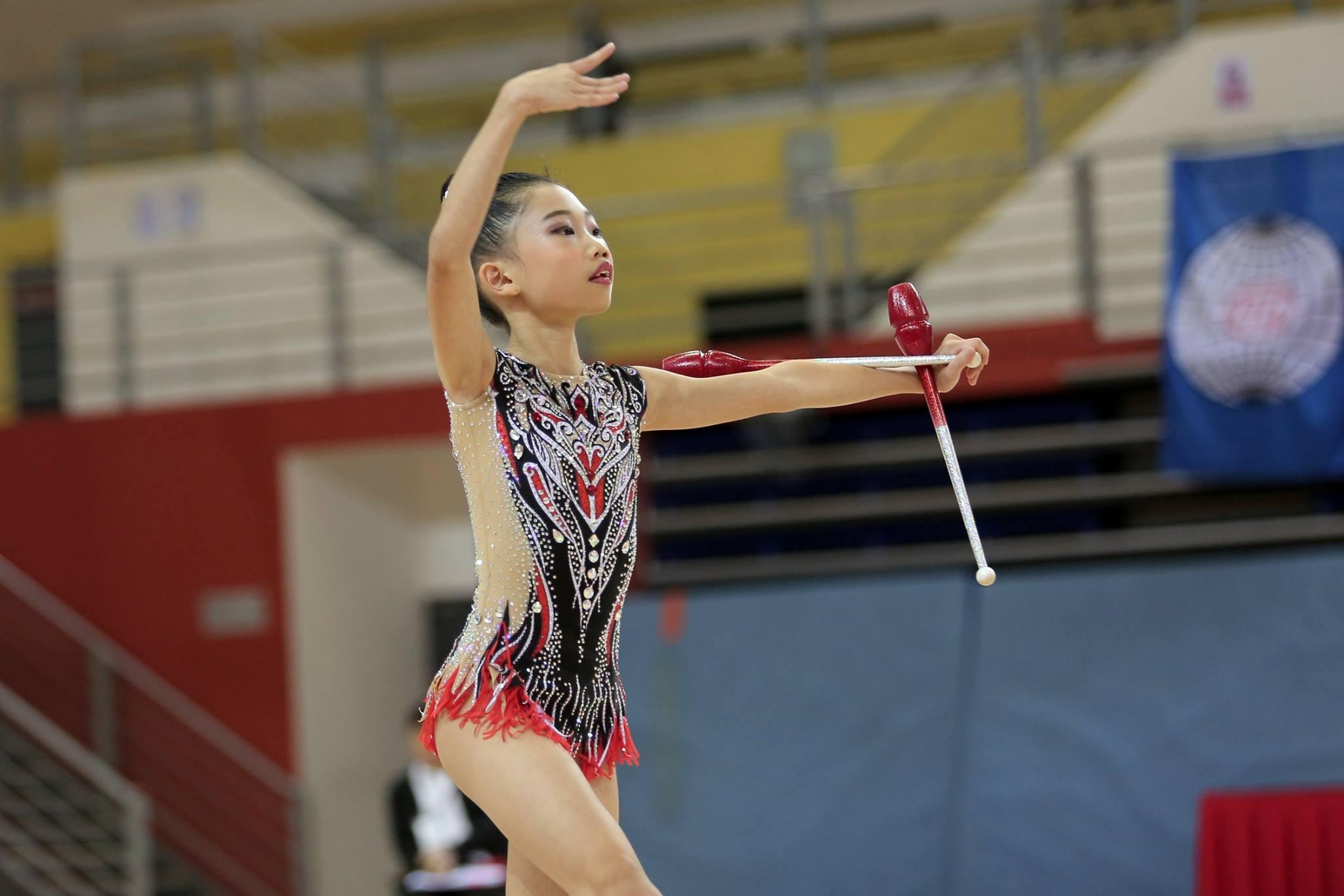 Singapore Gymnastics Open Championships 2017 67