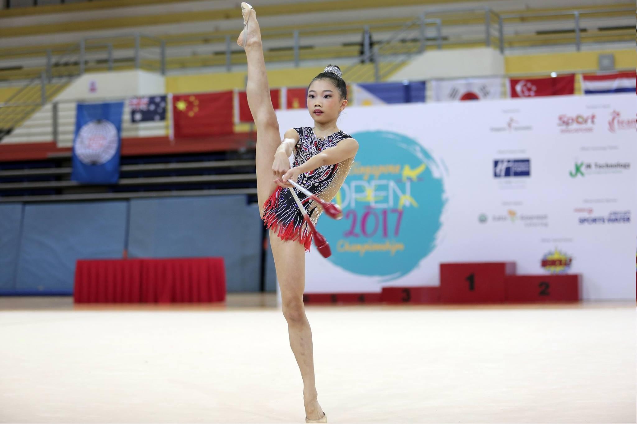 Singapore Gymnastics Open Championships 2017 68