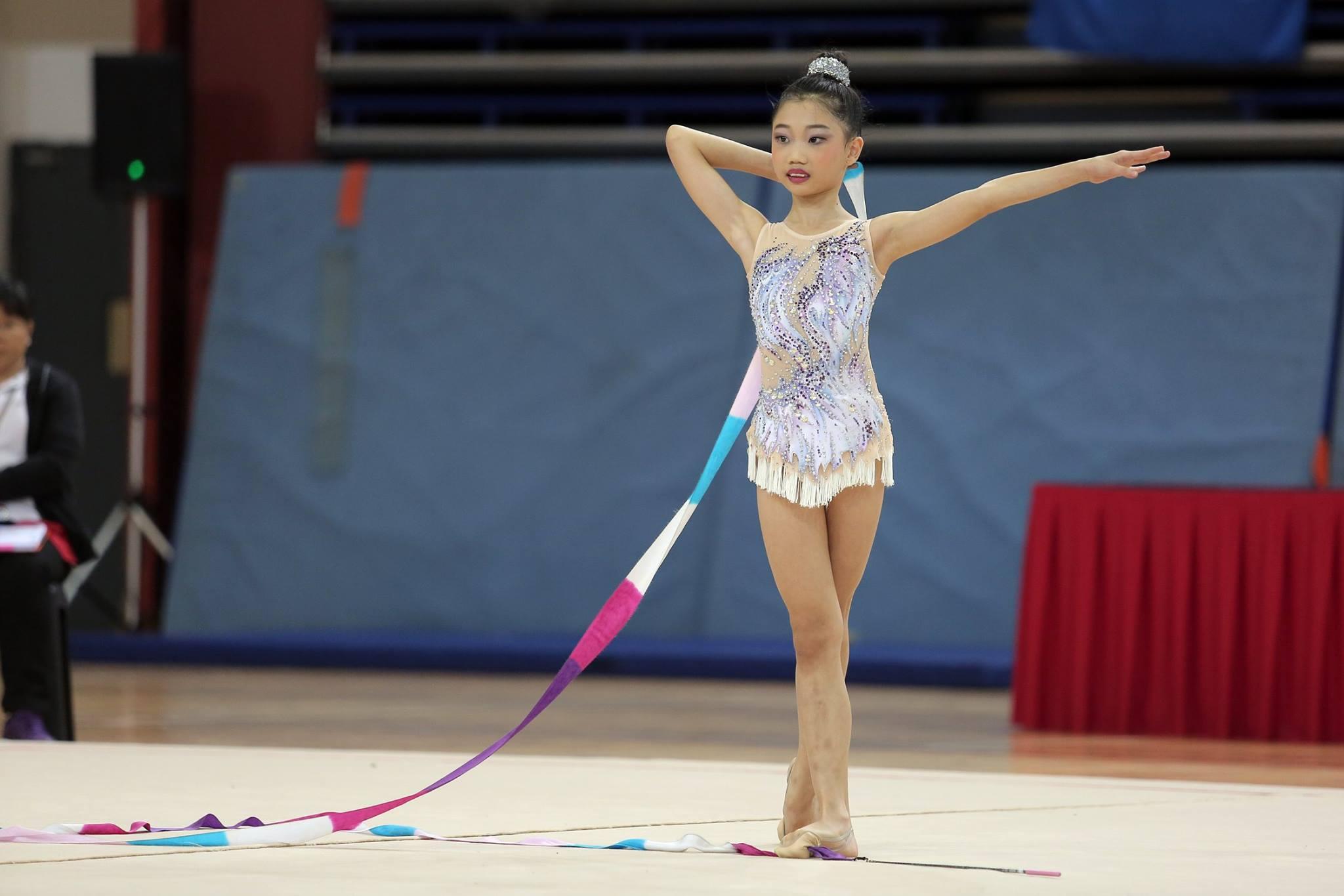Singapore Gymnastics Open Championships 2017 70