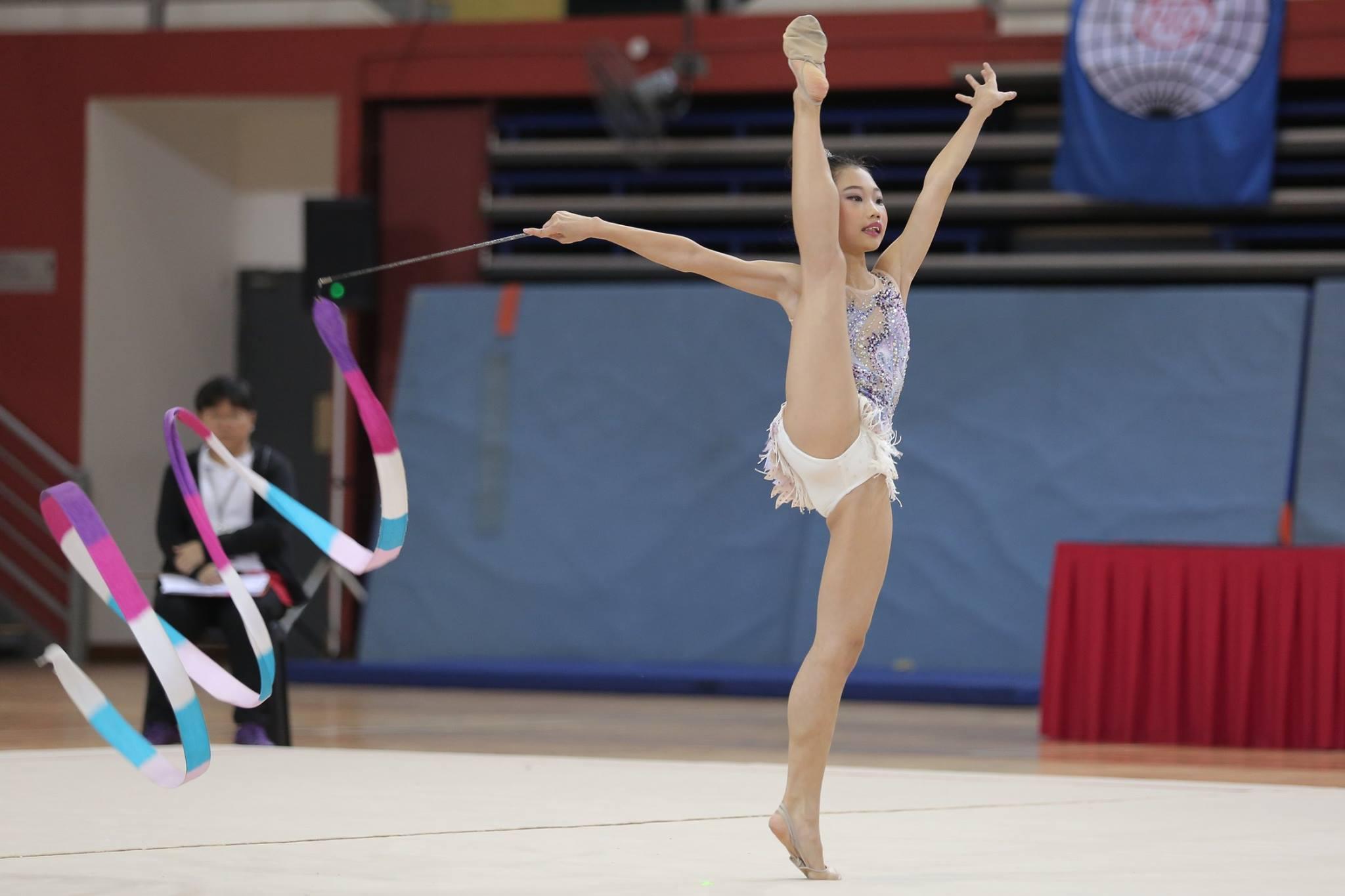 Singapore Gymnastics Open Championships 2017 71