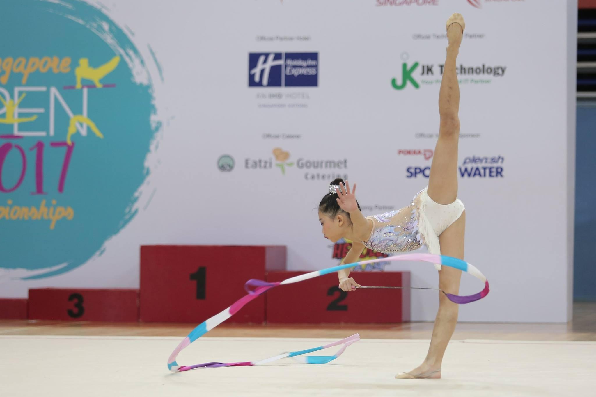 Singapore Gymnastics Open Championships 2017 72