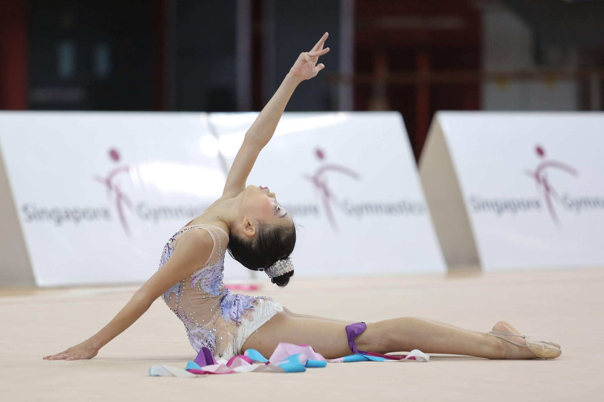 Singapore Gymnastics Open Championships 2017 73