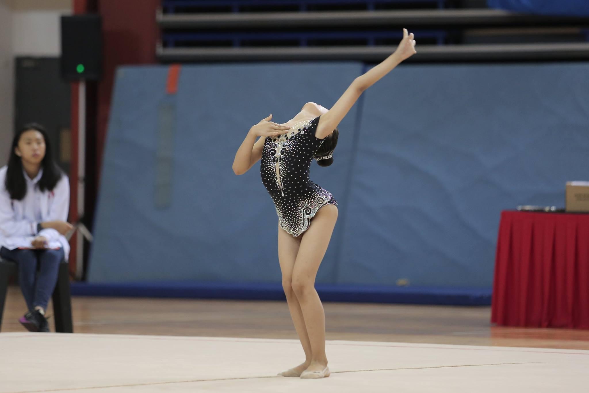 Singapore Gymnastics Open Championships 2017 75