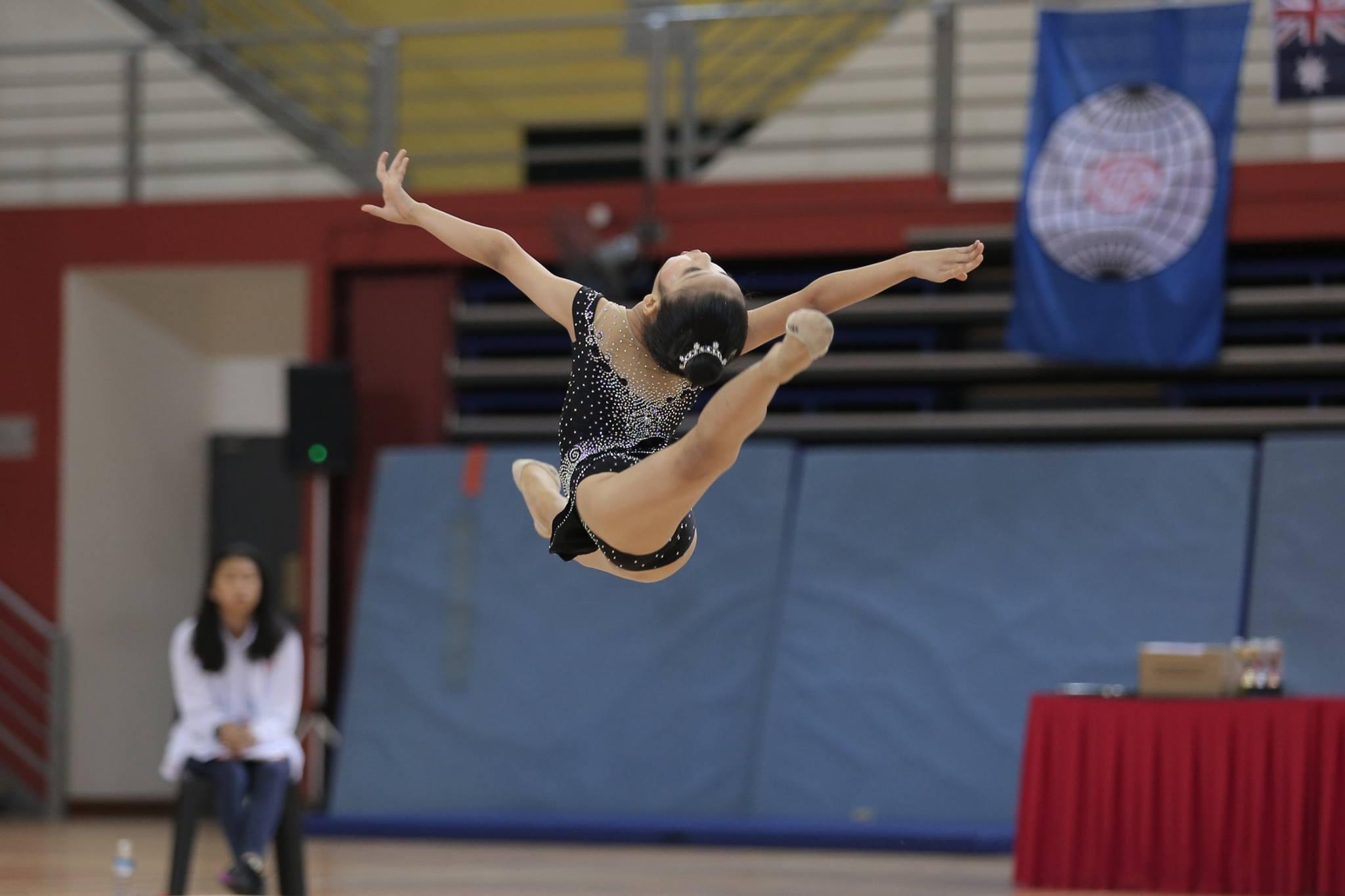 Singapore Gymnastics Open Championships 2017 76