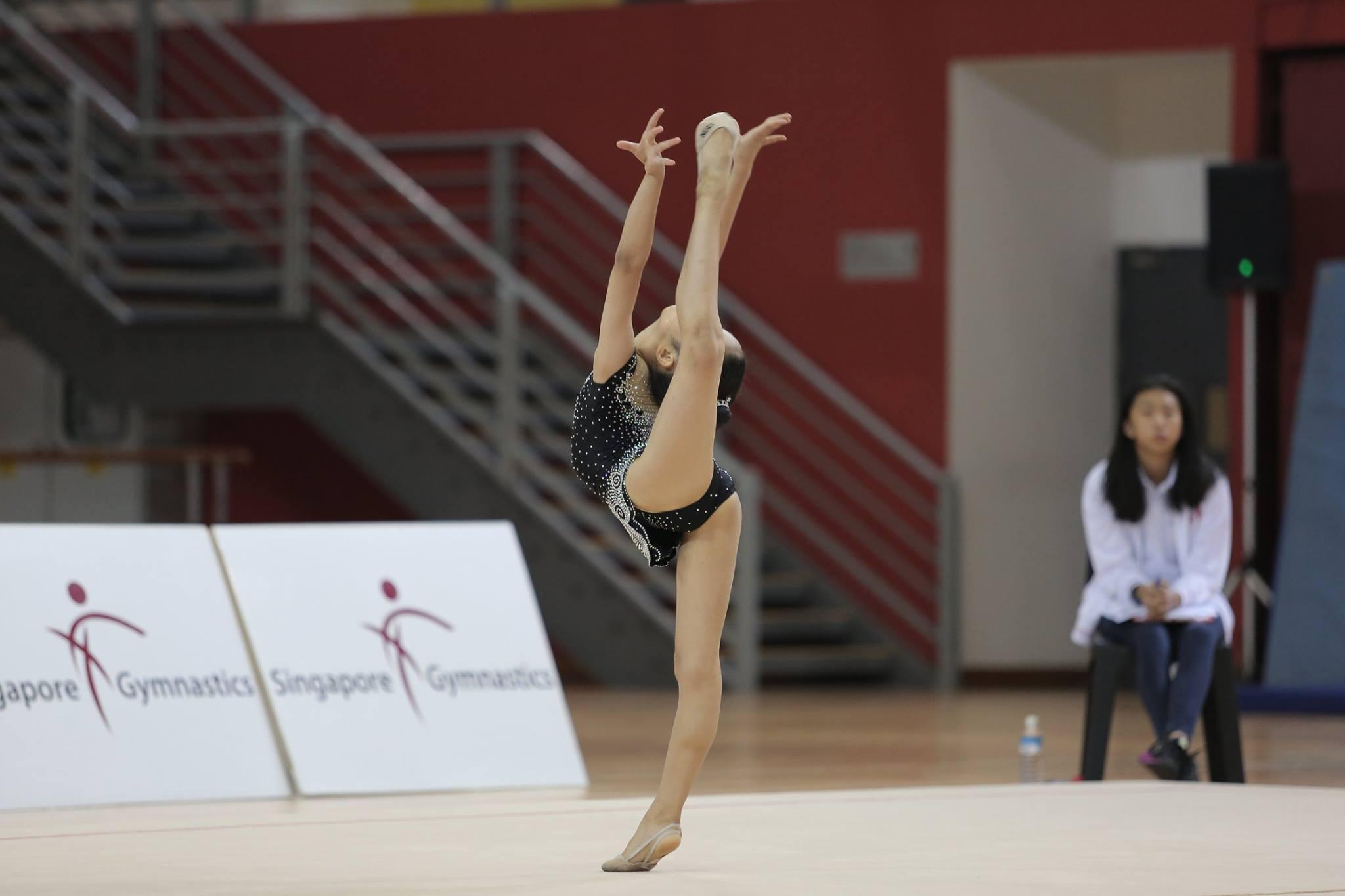 Singapore Gymnastics Open Championships 2017 77