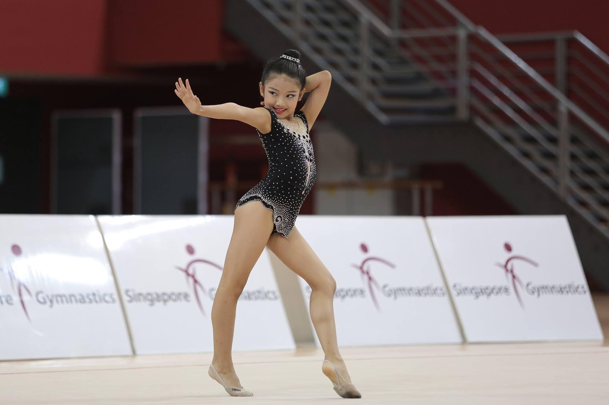 Singapore Gymnastics Open Championships 2017 78