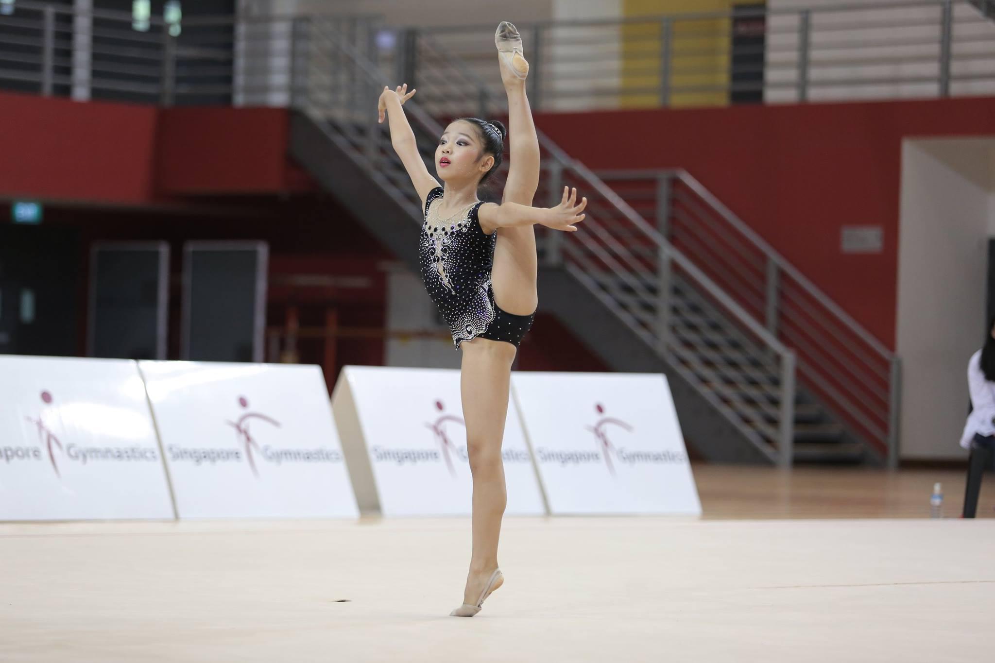 Singapore Gymnastics Open Championships 2017 79