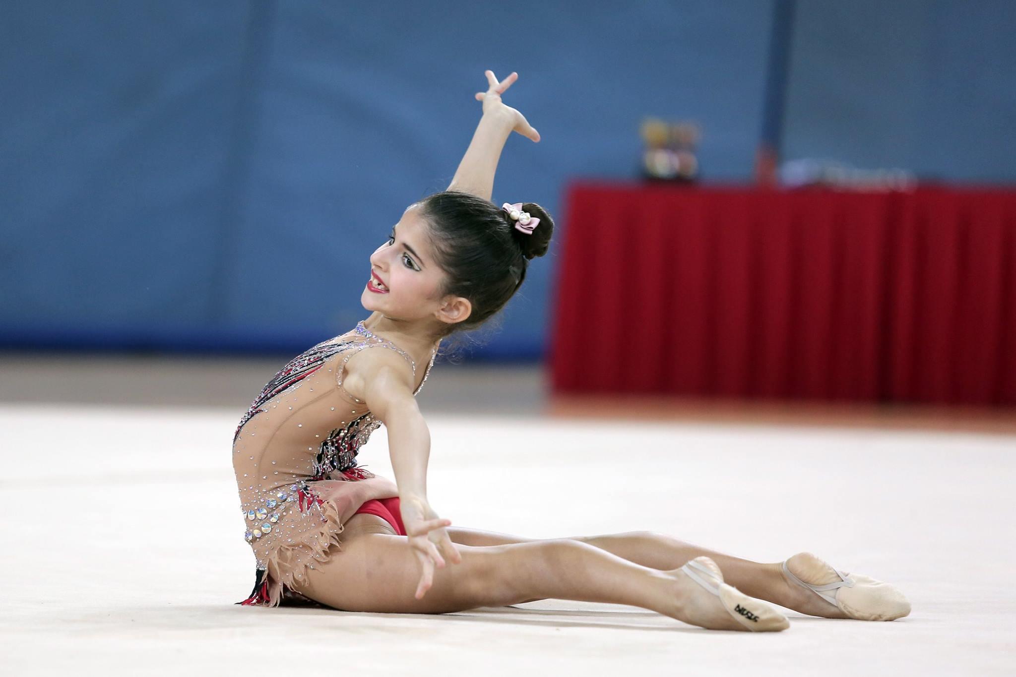 Singapore Gymnastics Open Championships 2017 8
