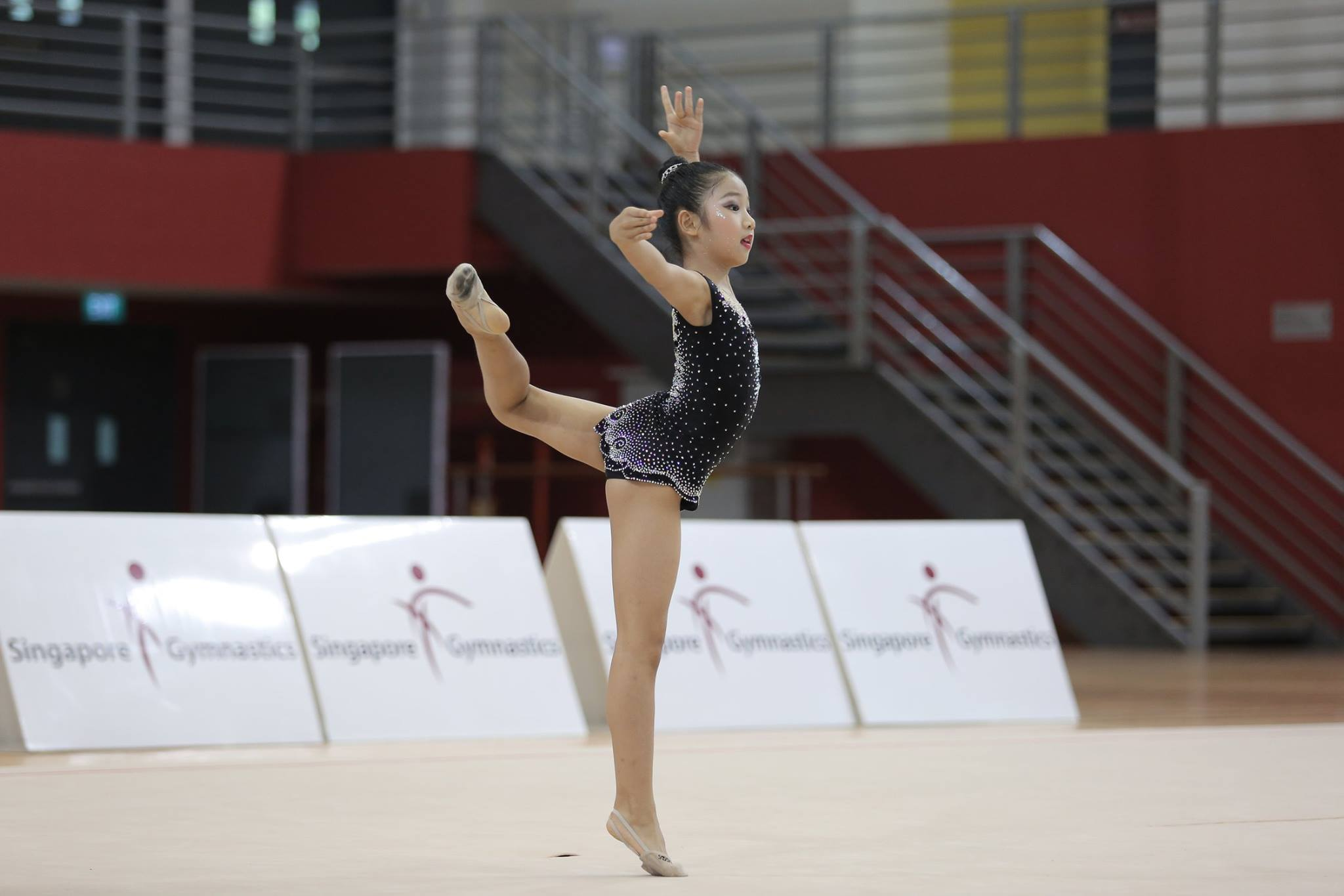 Singapore Gymnastics Open Championships 2017 80