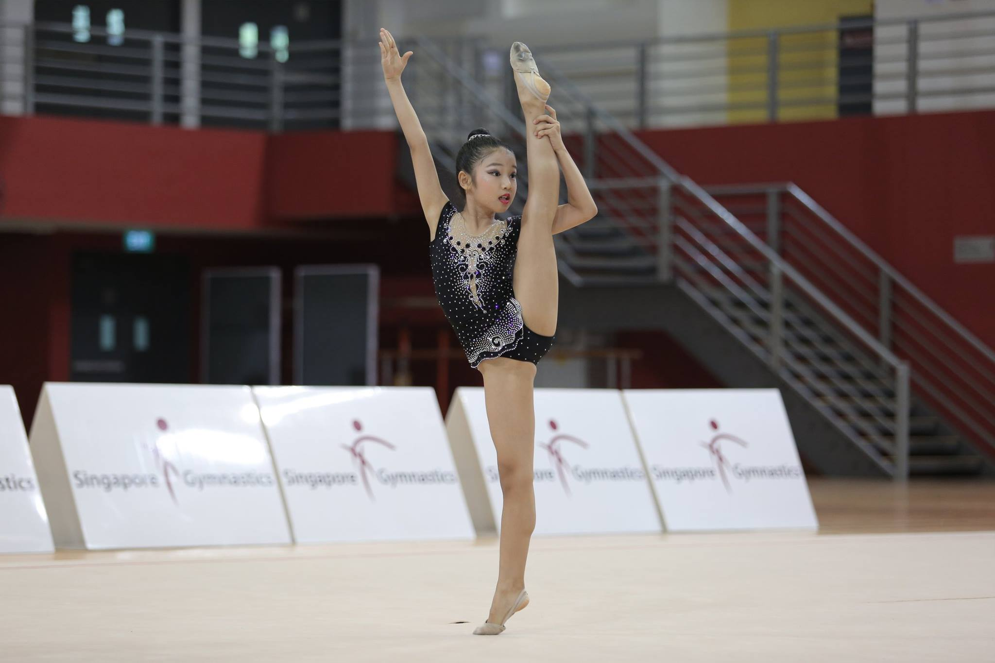 Singapore Gymnastics Open Championships 2017 81