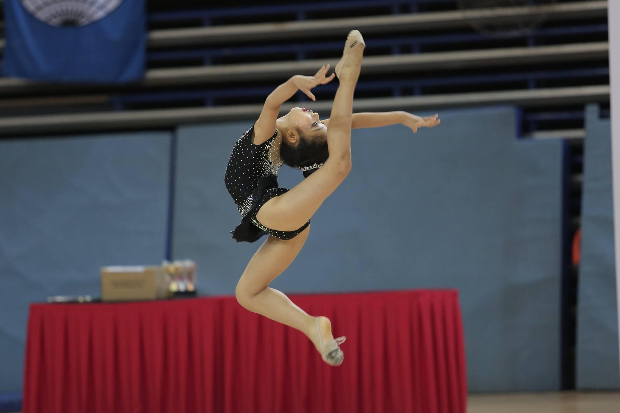 Singapore Gymnastics Open Championships 2017 82