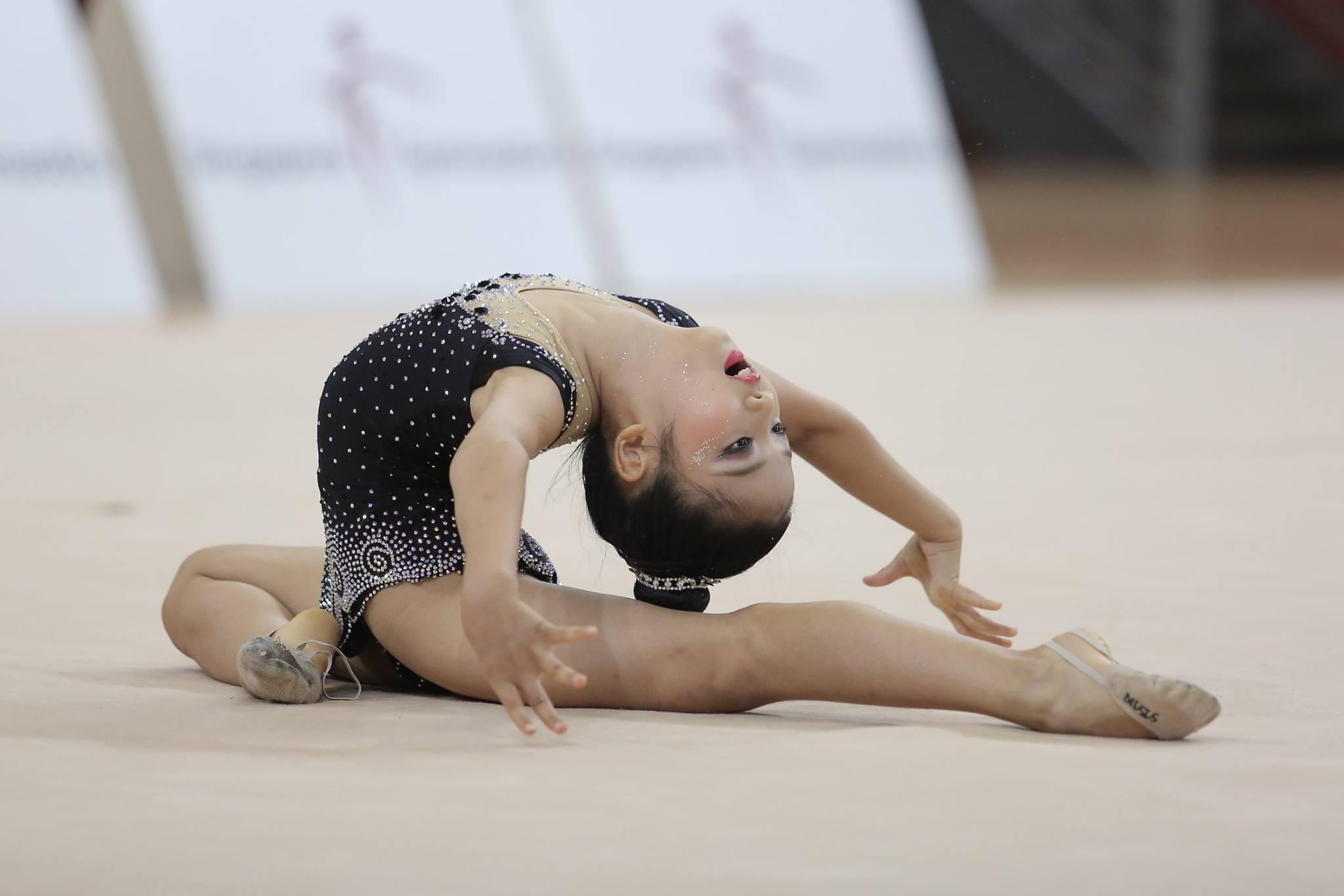 Singapore Gymnastics Open Championships 2017 83