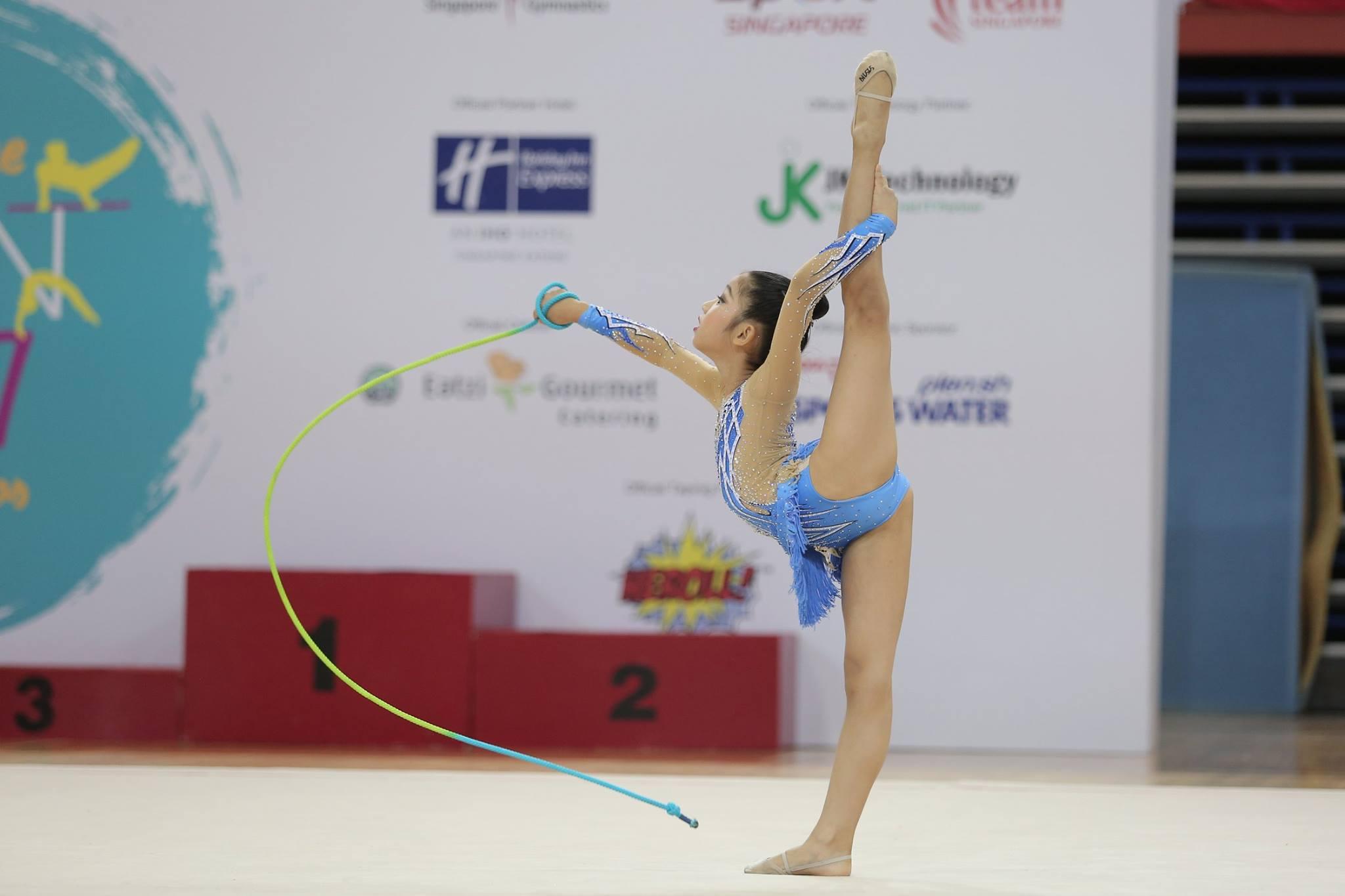 Singapore Gymnastics Open Championships 2017 84