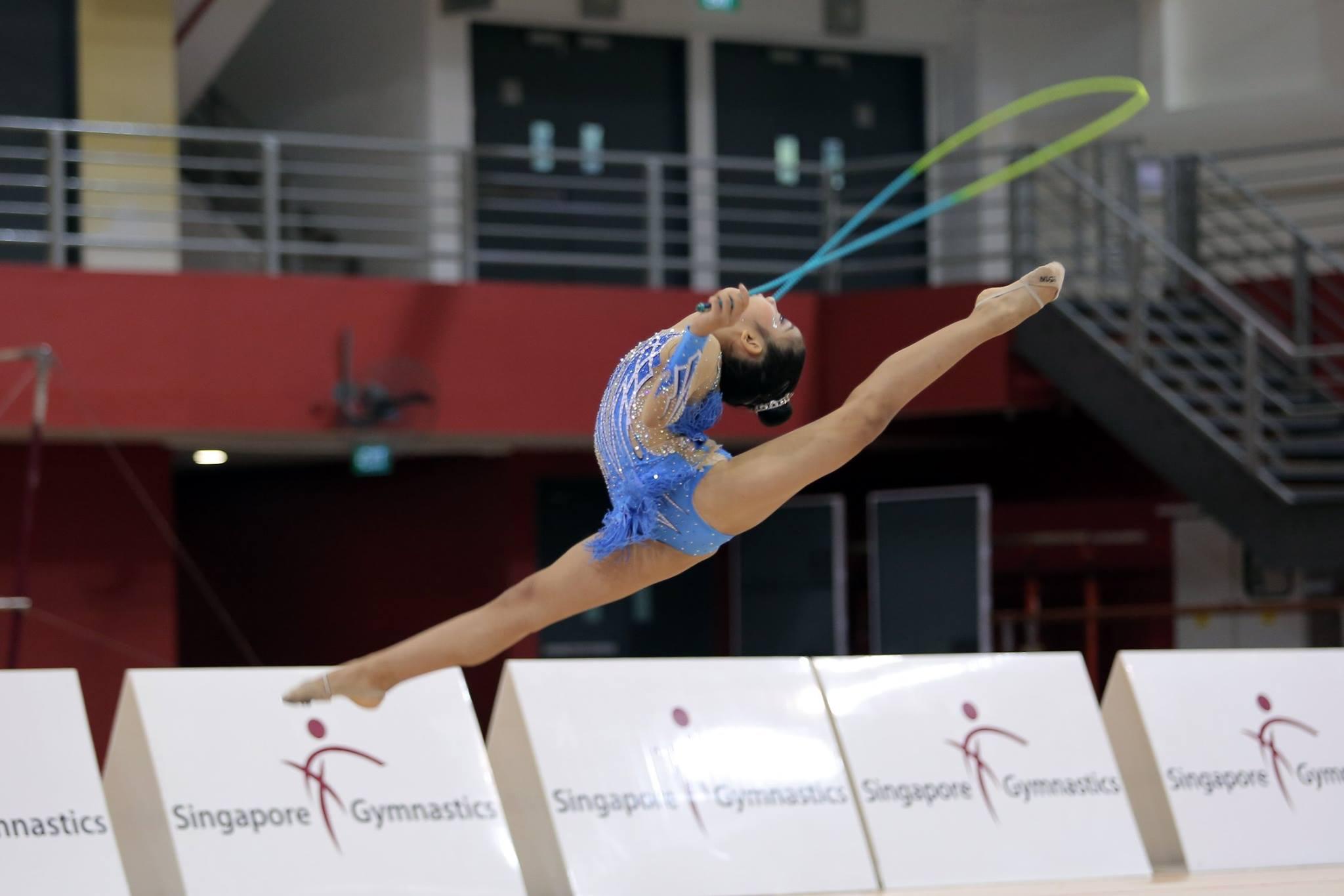 Singapore Gymnastics Open Championships 2017 85