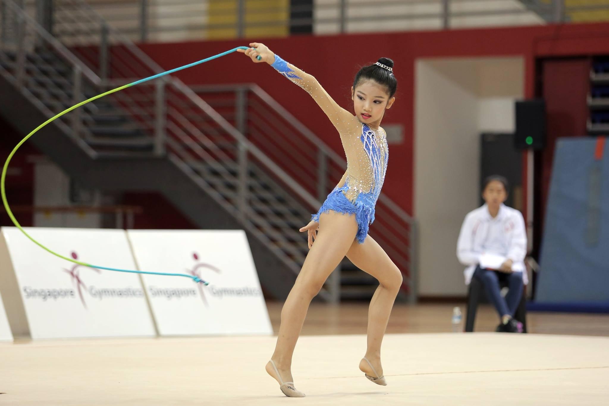 Singapore Gymnastics Open Championships 2017 86