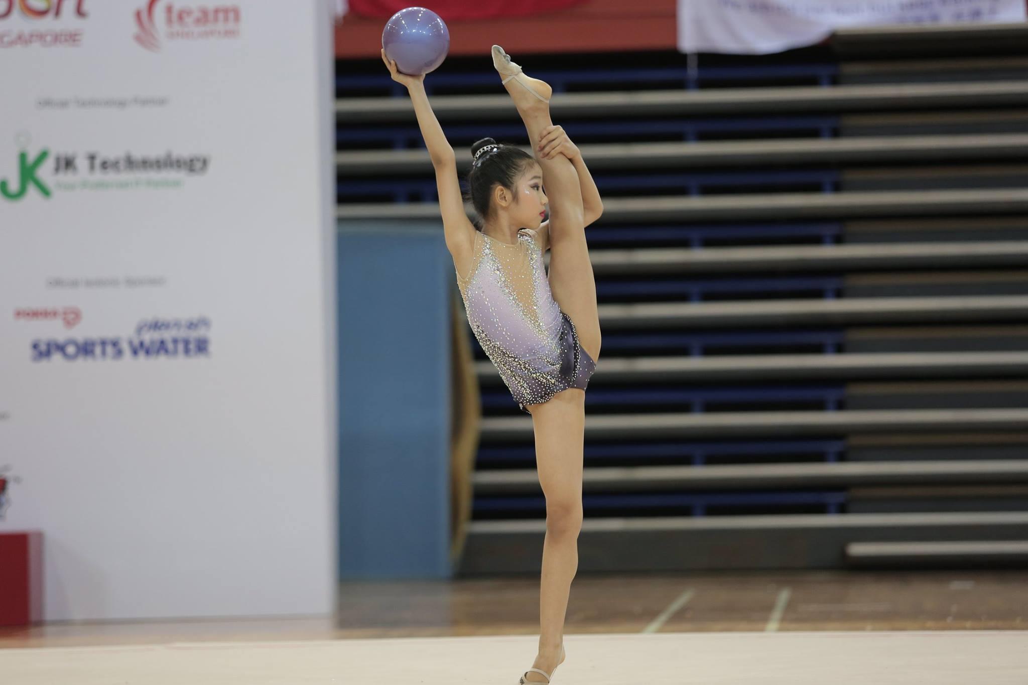 Singapore Gymnastics Open Championships 2017 87