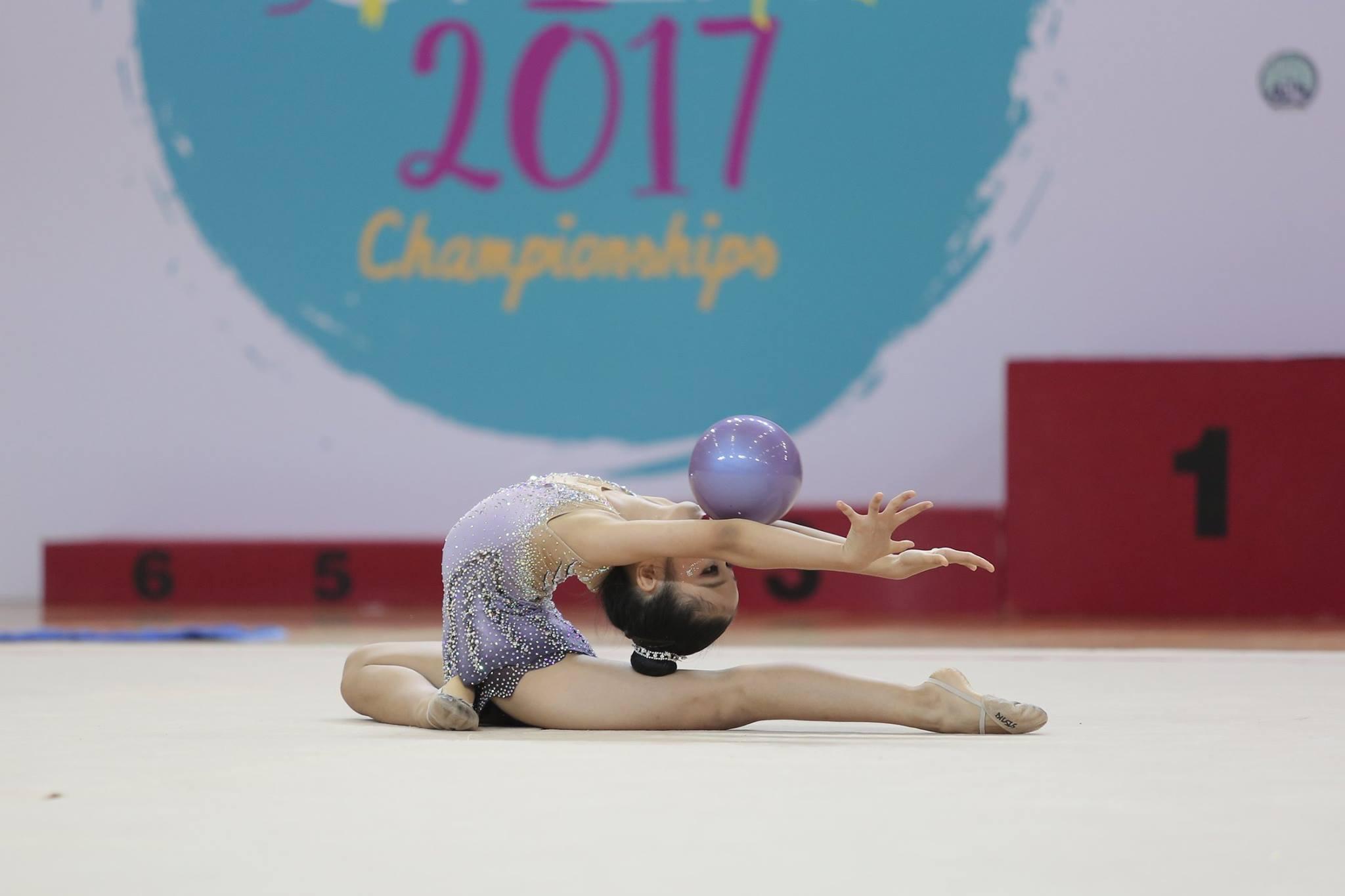 Singapore Gymnastics Open Championships 2017 88