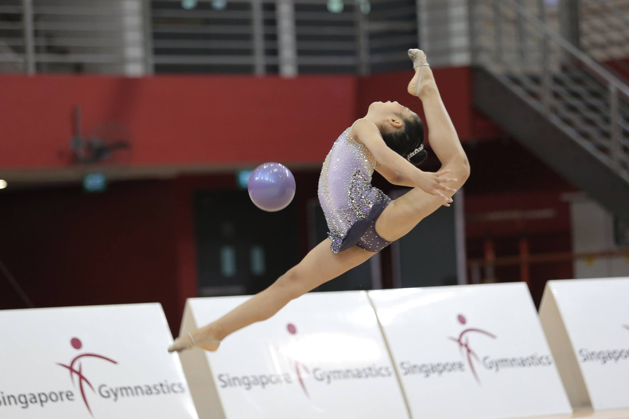 Singapore Gymnastics Open Championships 2017 89