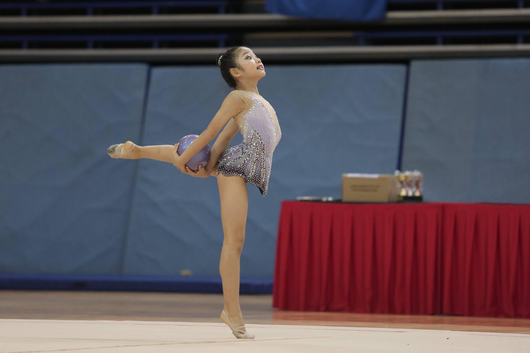Singapore Gymnastics Open Championships 2017 91