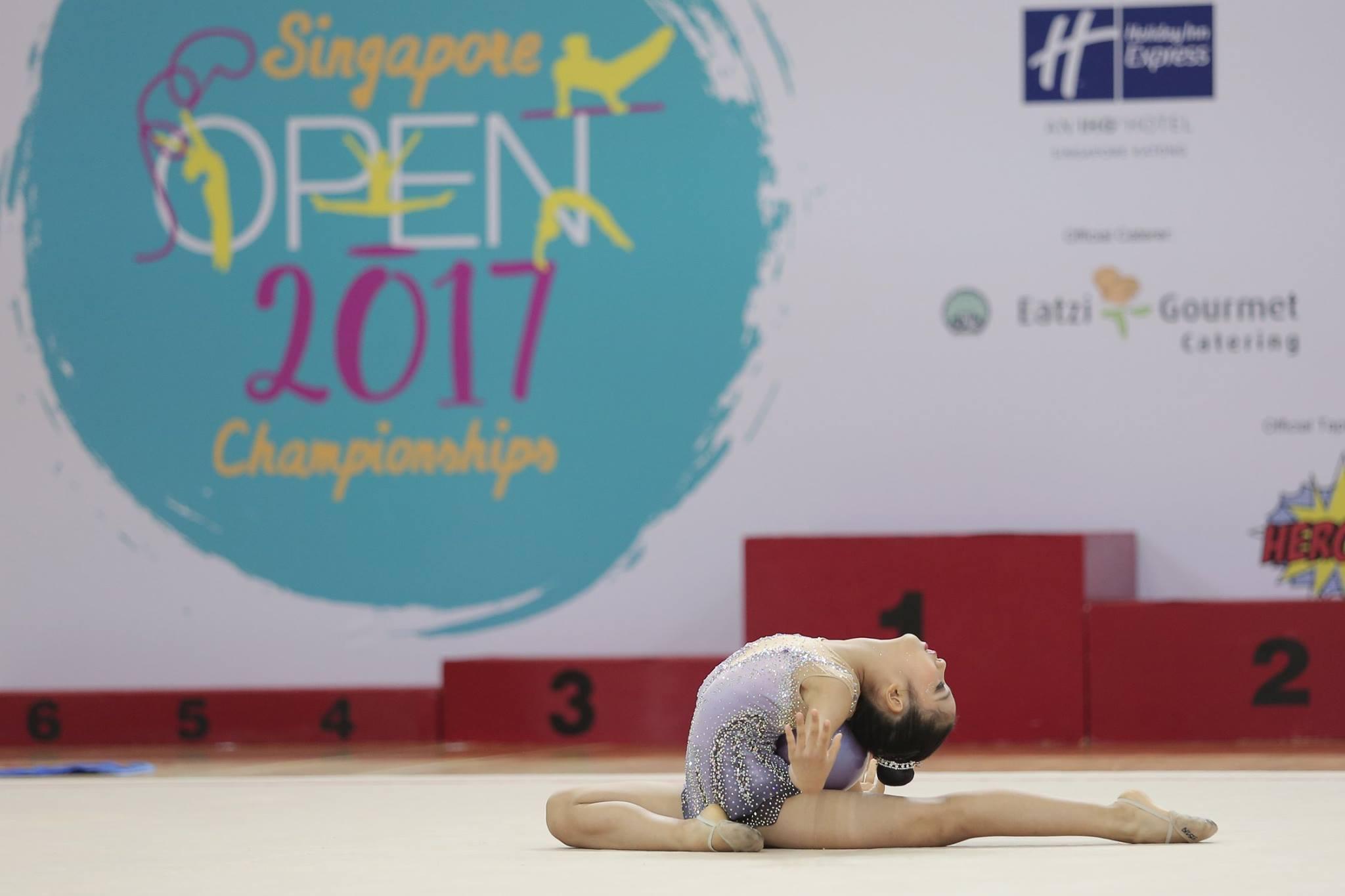Singapore Gymnastics Open Championships 2017 93