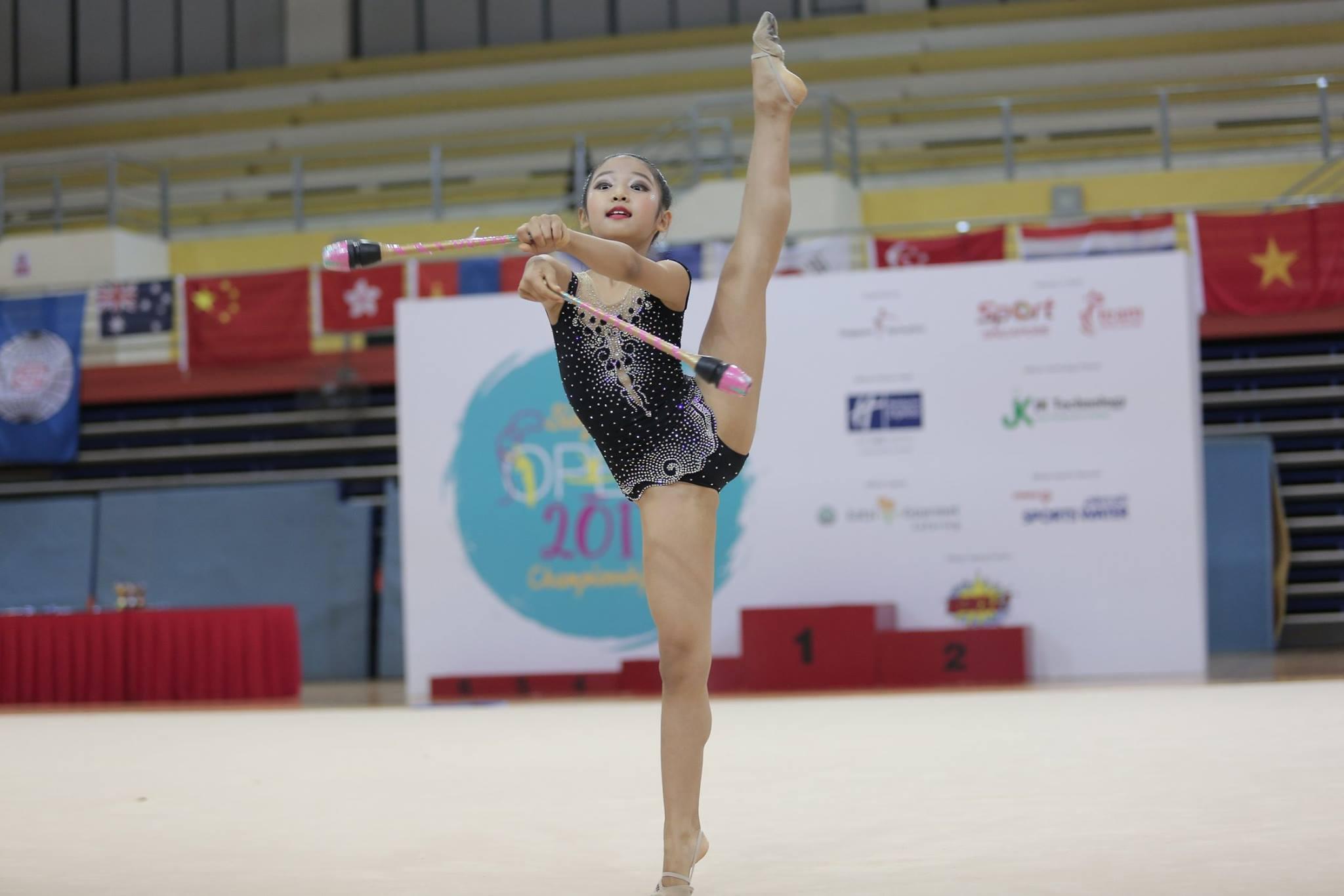 Singapore Gymnastics Open Championships 2017 94