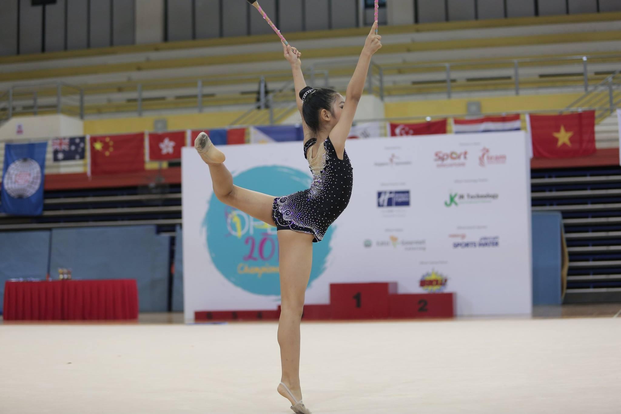 Singapore Gymnastics Open Championships 2017 95