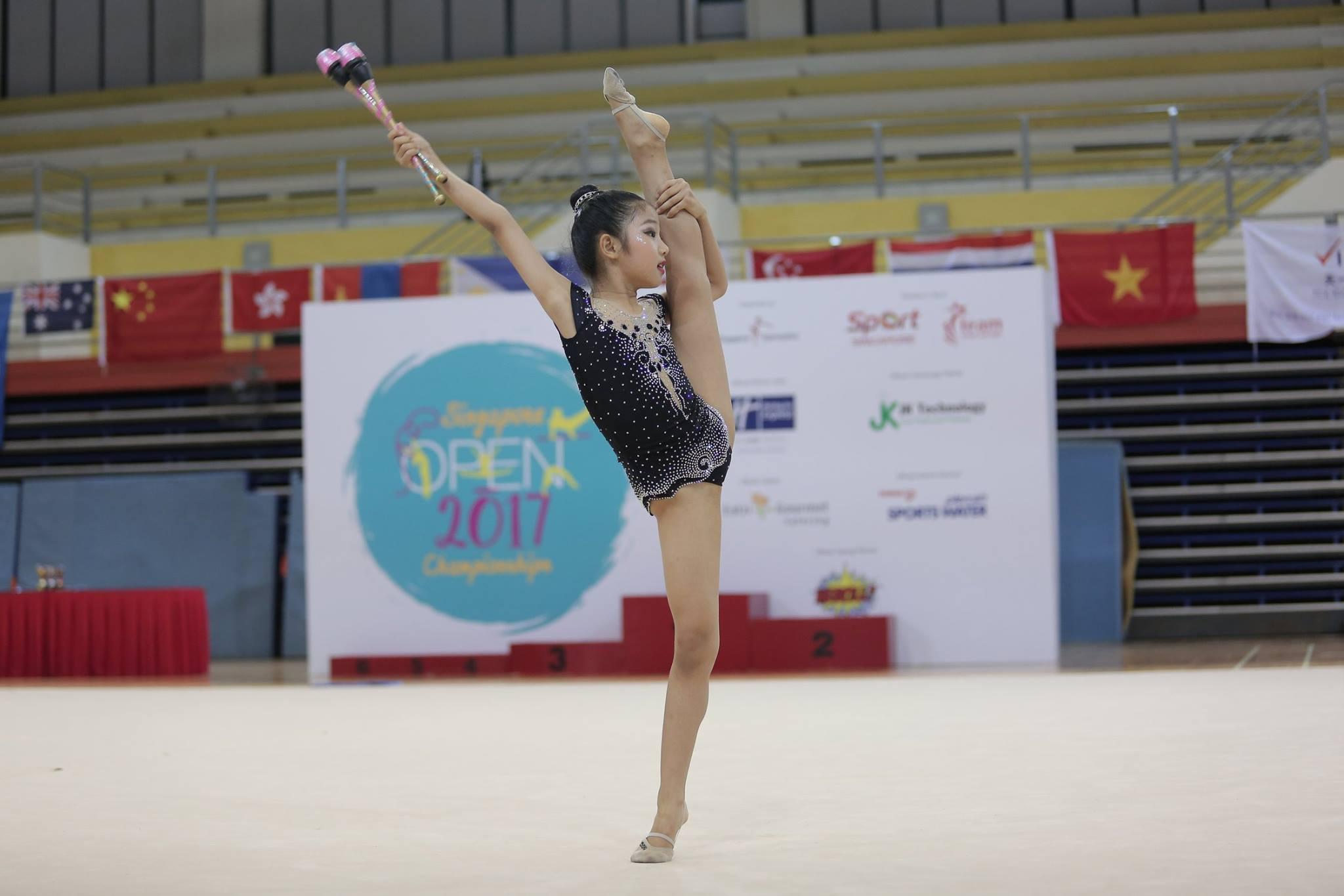 Singapore Gymnastics Open Championships 2017 96