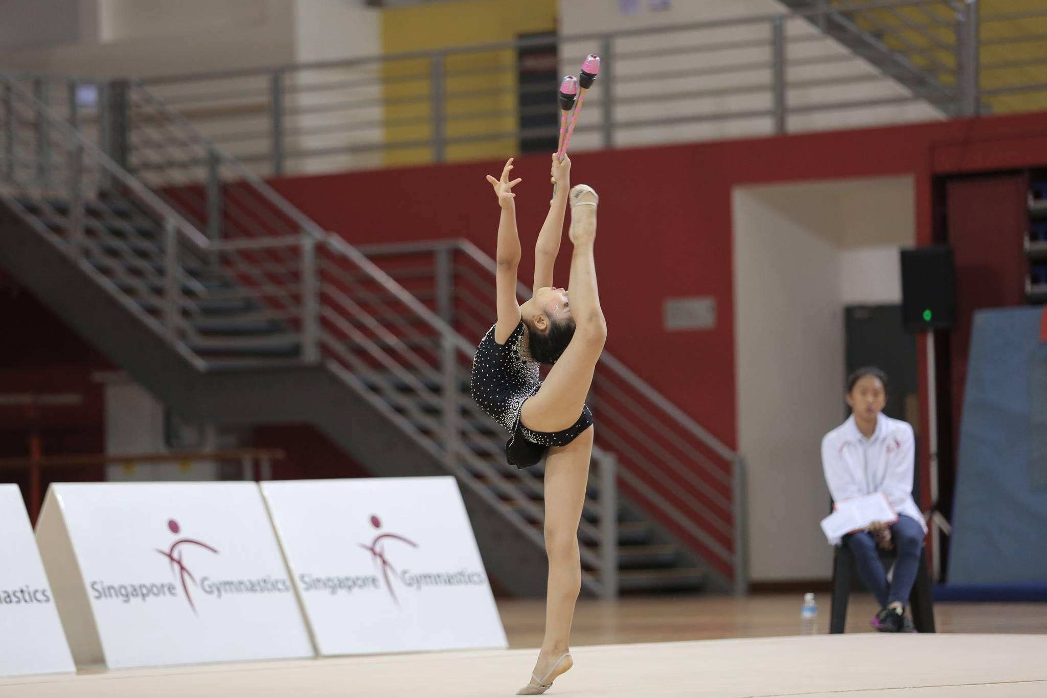 Singapore Gymnastics Open Championships 2017 97