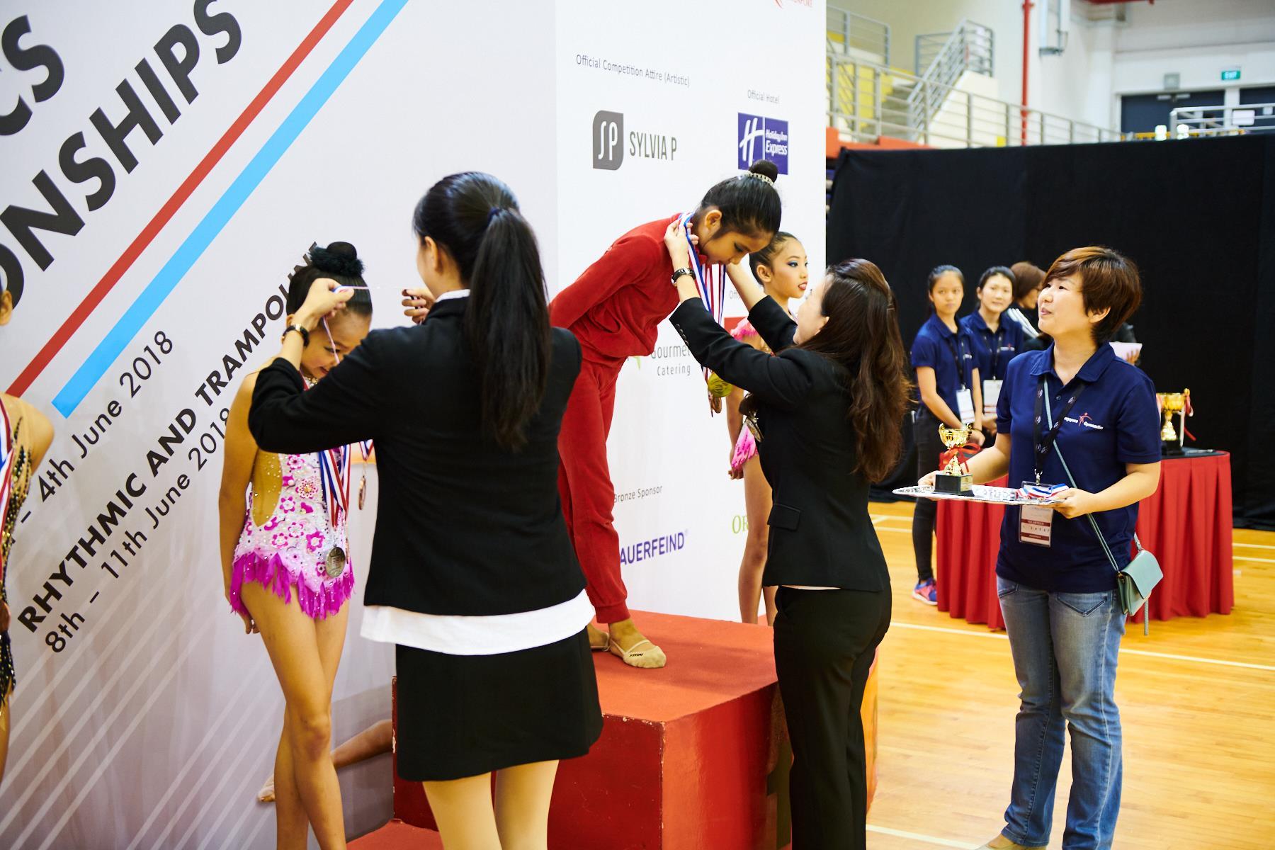 Singapore Gymnastics Open Championships 2018 16
