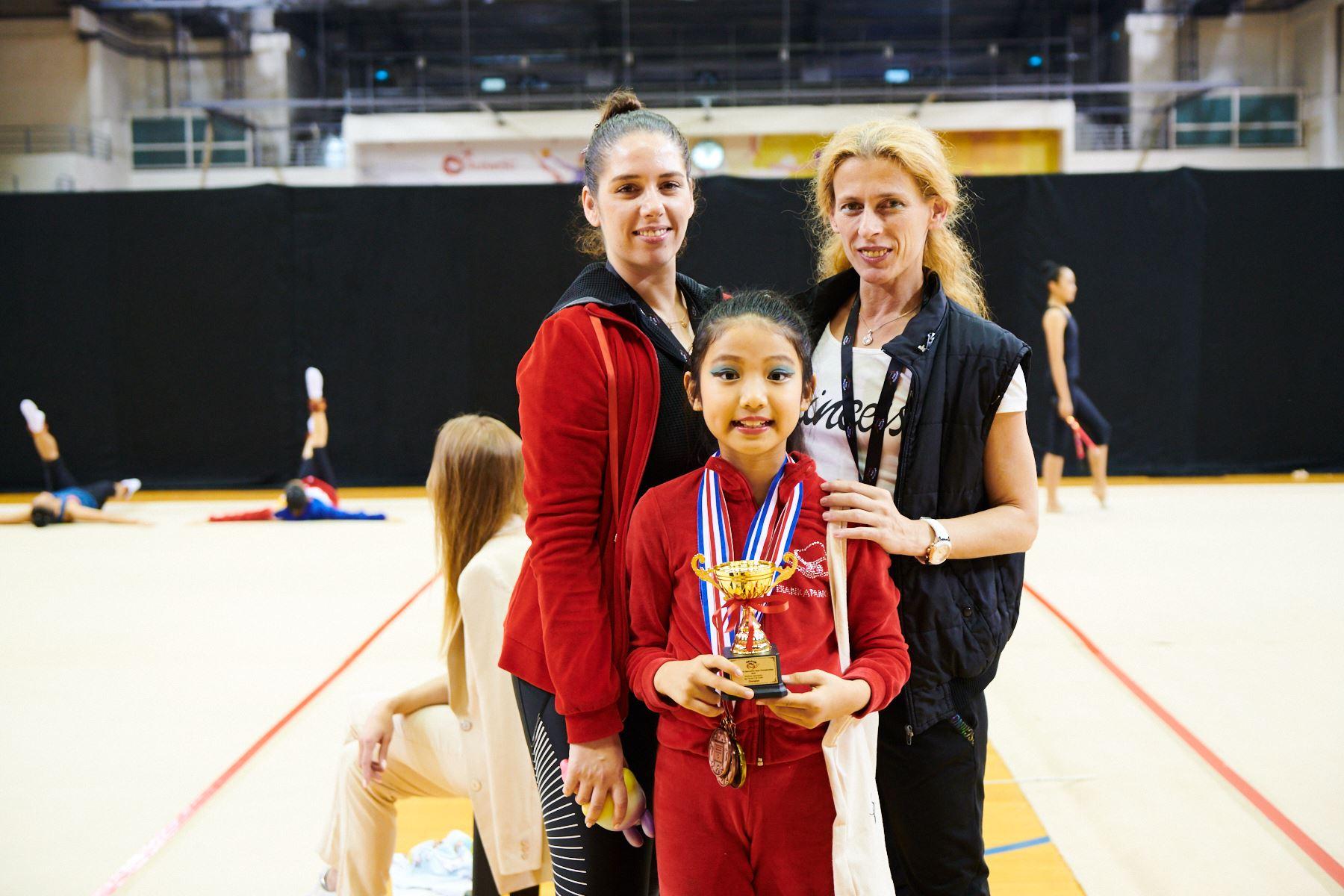 Singapore Gymnastics Open Championships 2018 13