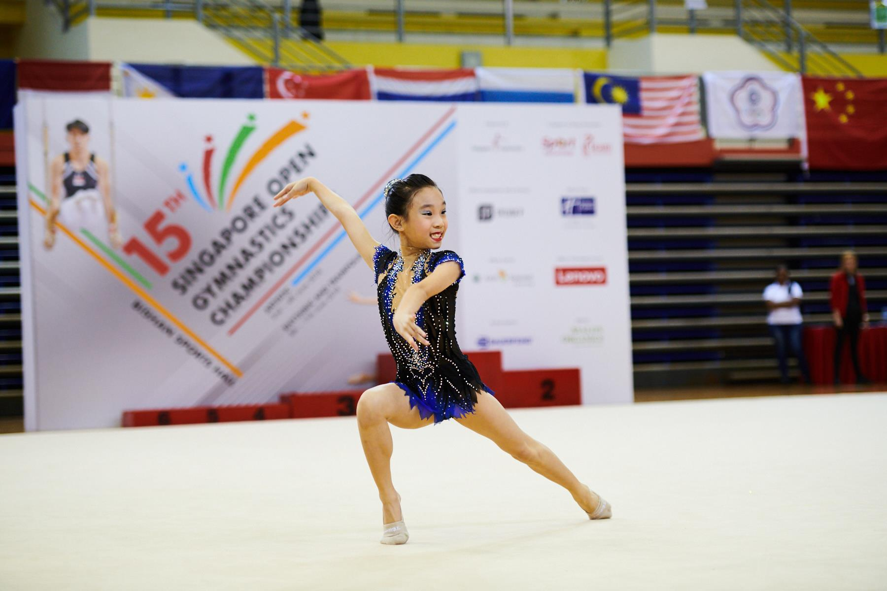 Singapore Gymnastics Open Championships 2018 23