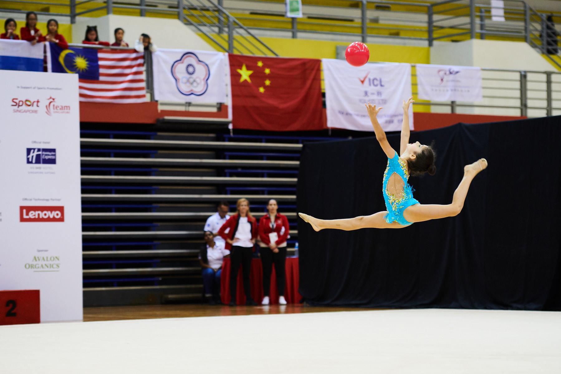 Singapore Gymnastics Open Championships 2018 24