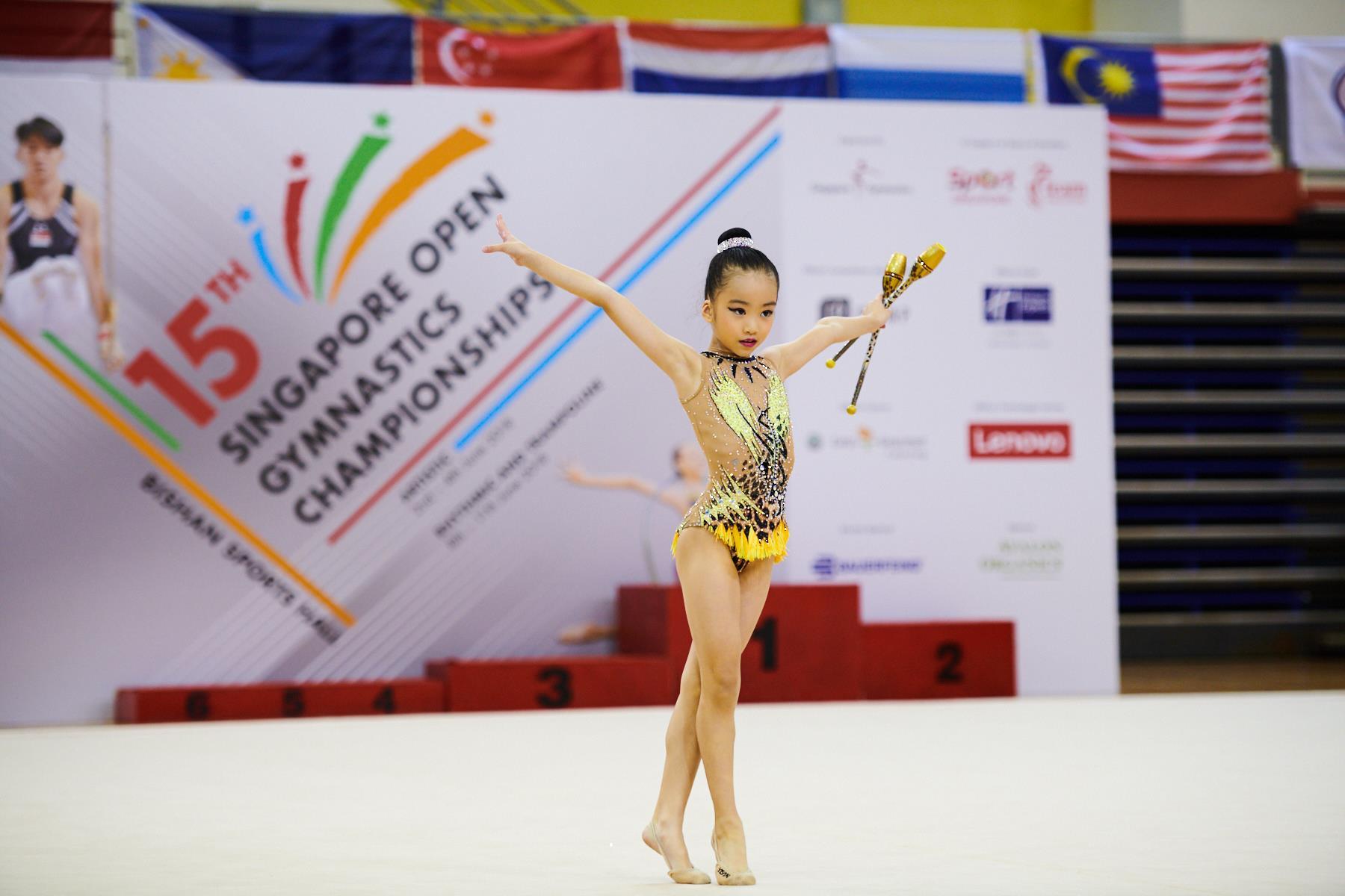 Singapore Gymnastics Open Championships 2018 25