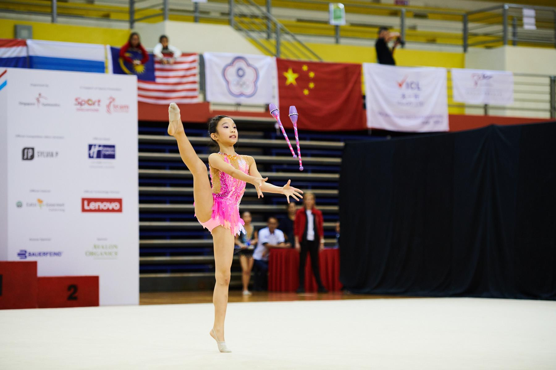 Singapore Gymnastics Open Championships 2018 26