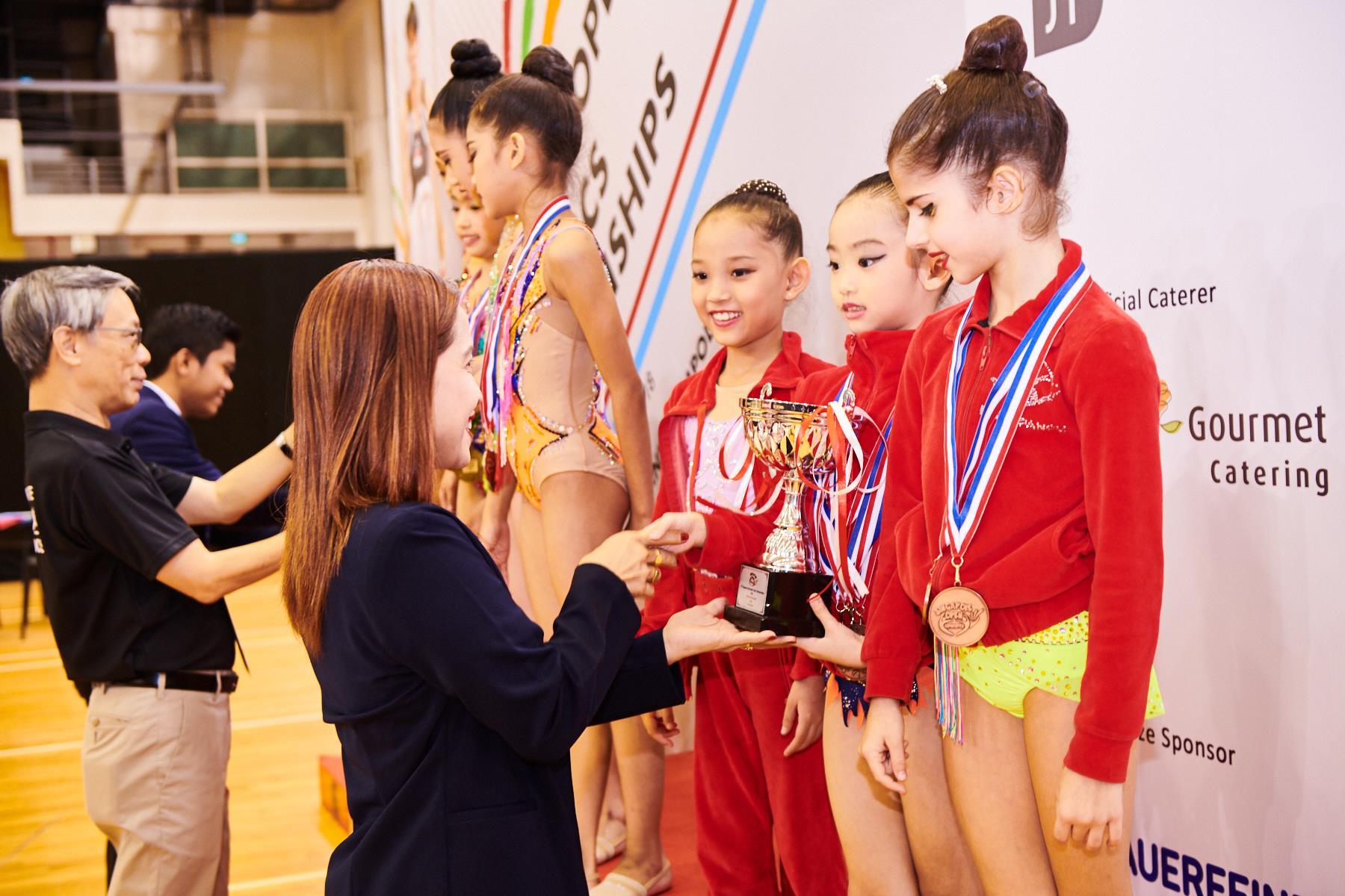 Singapore Gymnastics Open Championships 2018 29