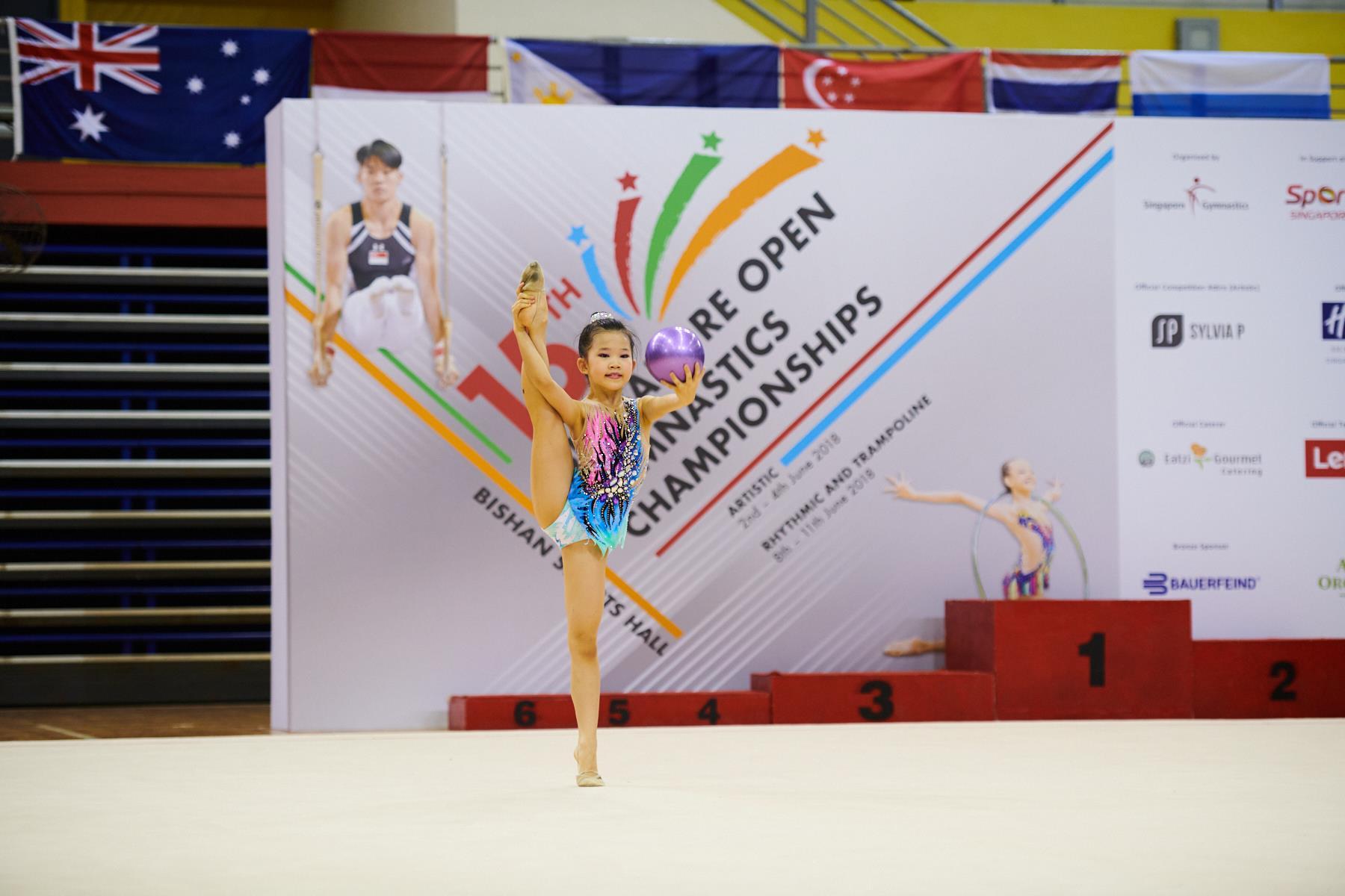 Singapore Gymnastics Open Championships 2018 7