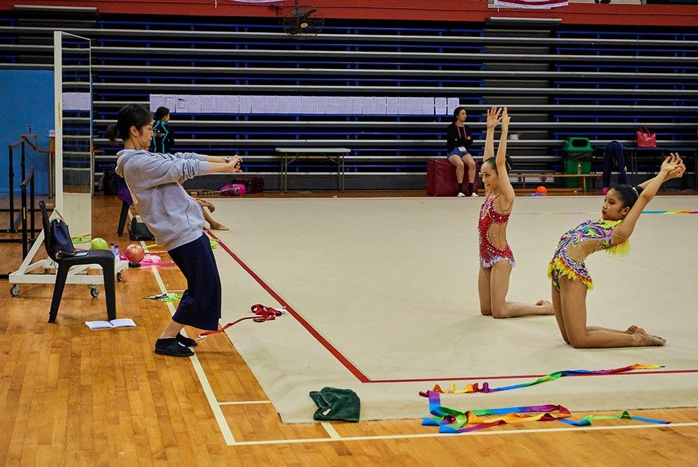 Singapore Gymnastics Open Championships 2019 10