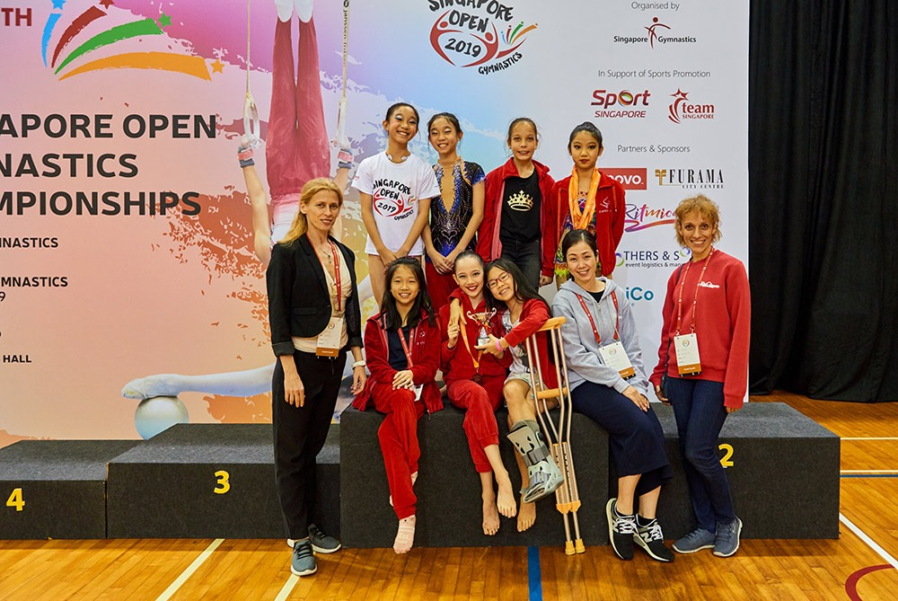 Singapore Gymnastics Open Championships 2019 14