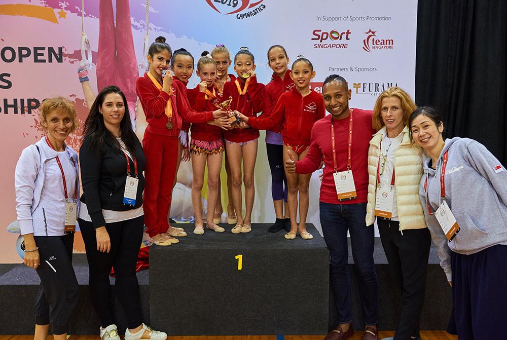 Singapore Gymnastics Open Championships 2019 16