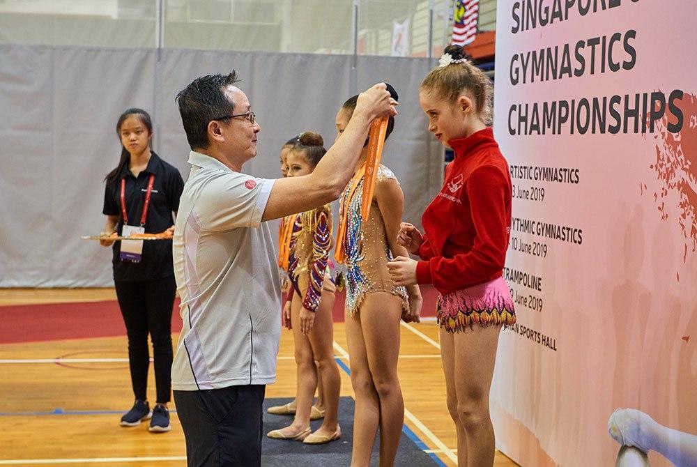Singapore Gymnastics Open Championships 2019 17