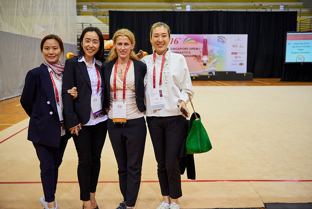 Singapore Gymnastics Open Championships 2019 19