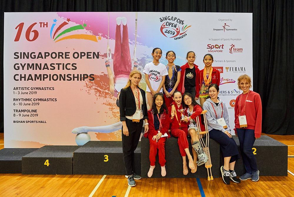 Singapore Gymnastics Open Championships 2019
